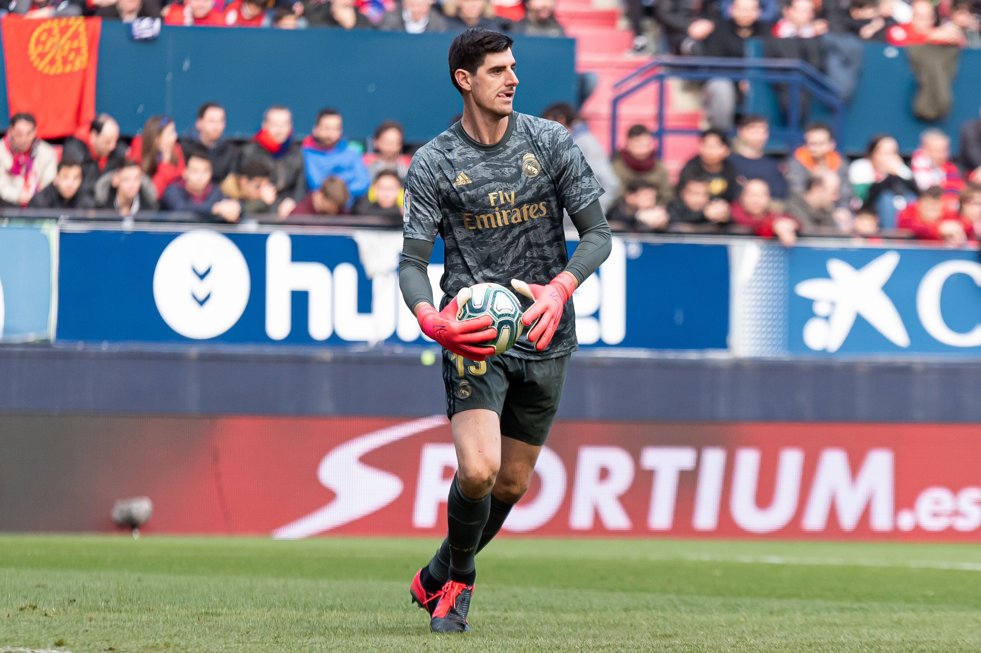 Real Madrid: Thibaut Courtois is even more than the saves