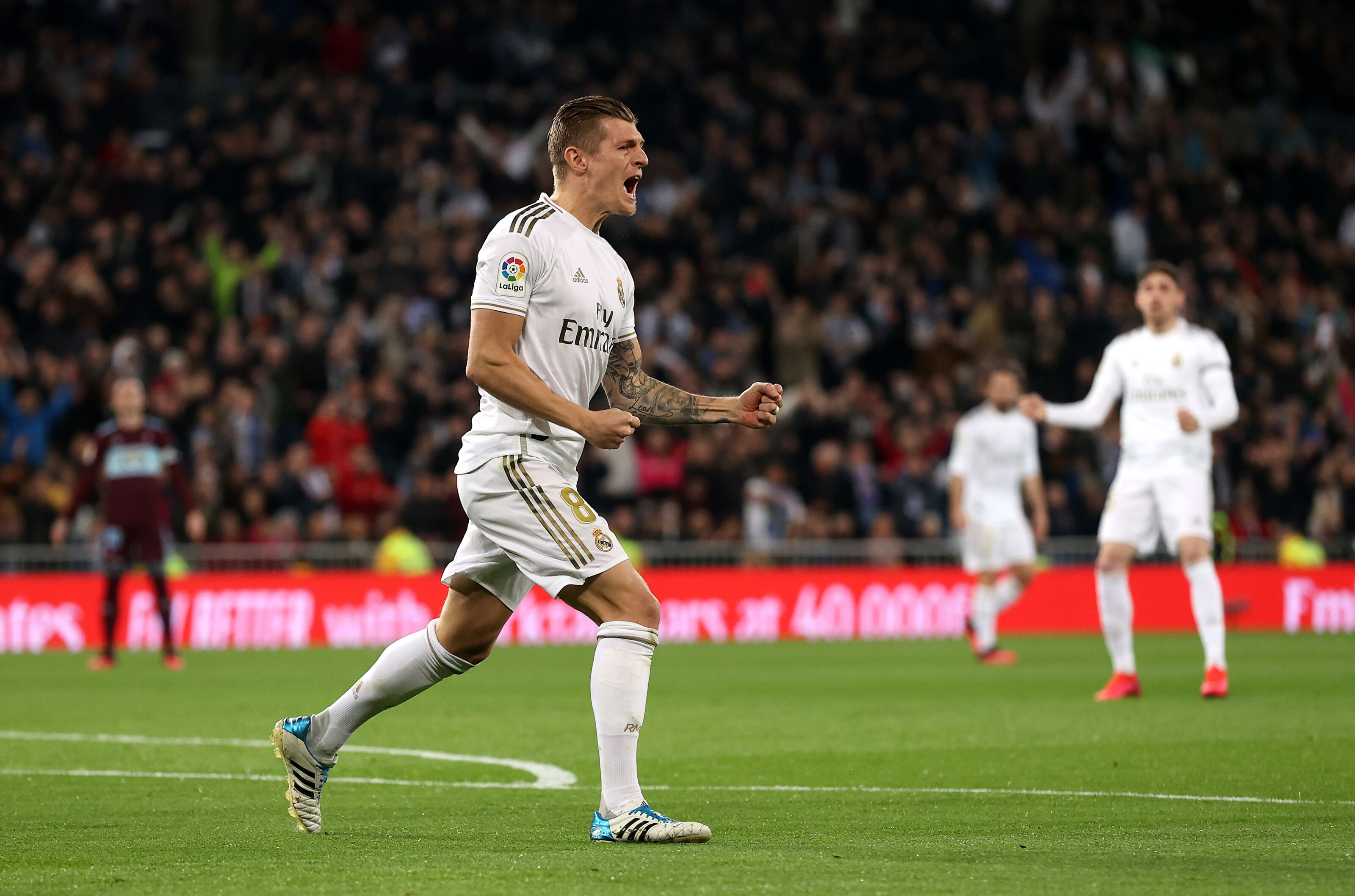 Real Madrid vs. Celta Vigo: Player Ratings from 2-2 draw