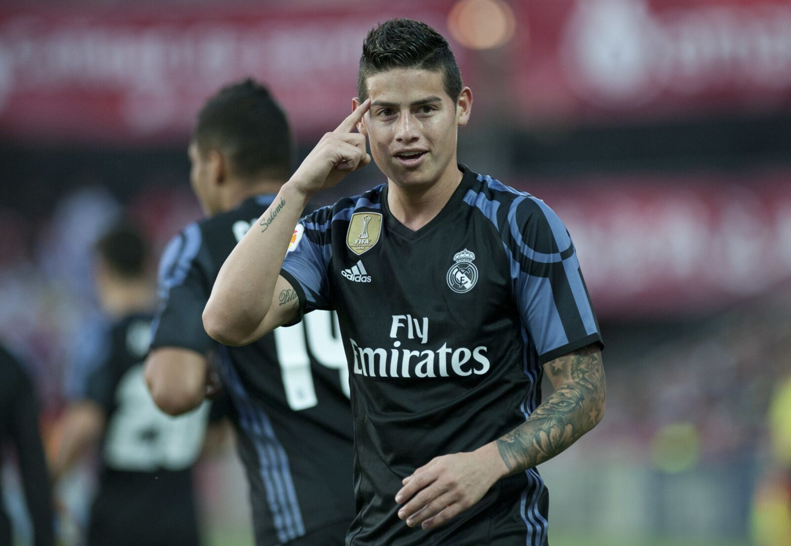 Real Madrid need James Rodriguez to be brilliant again vs. PSG
