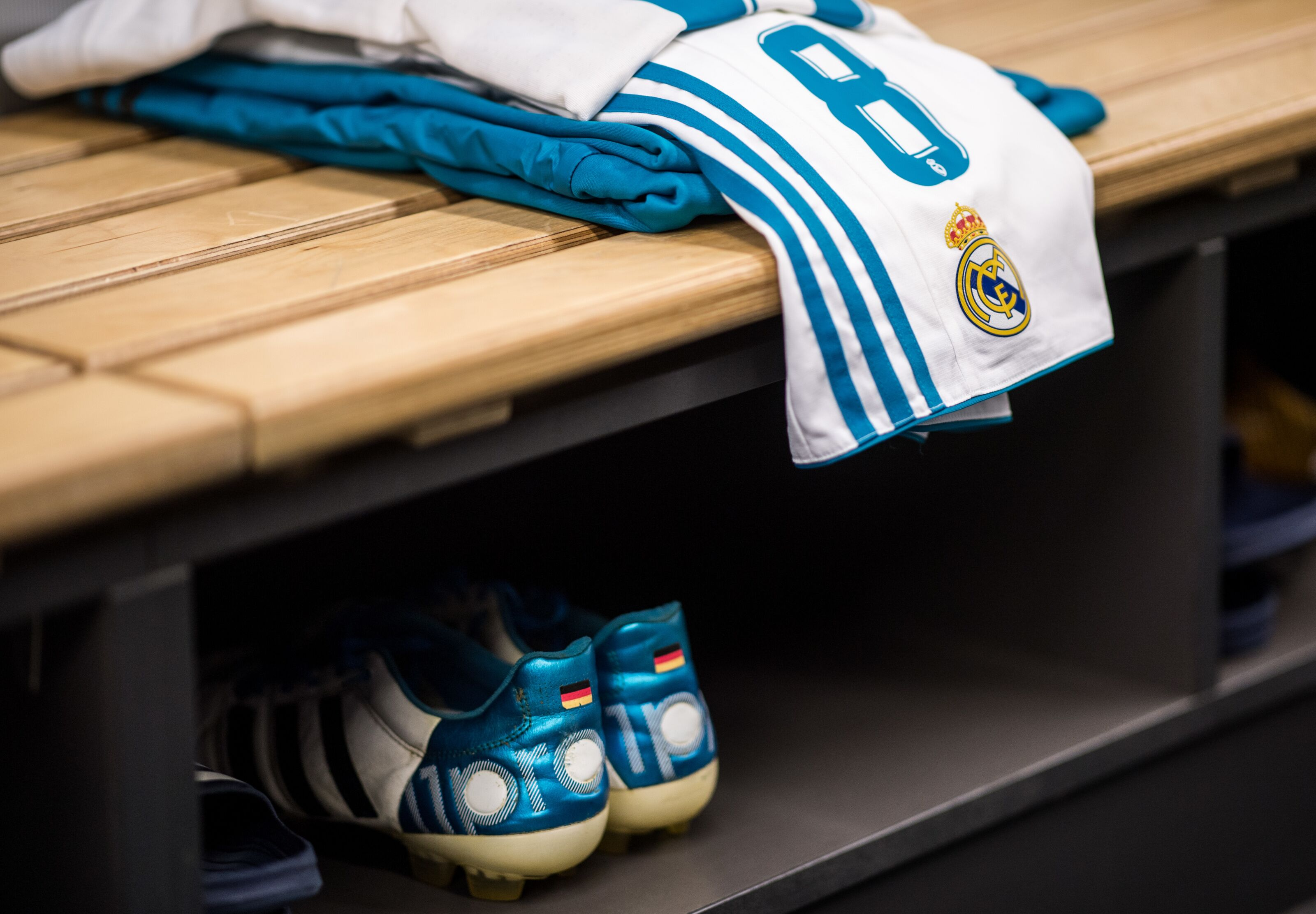 bd41a502a2f Real Madrid and Adidas release new kit for 2018 19 season