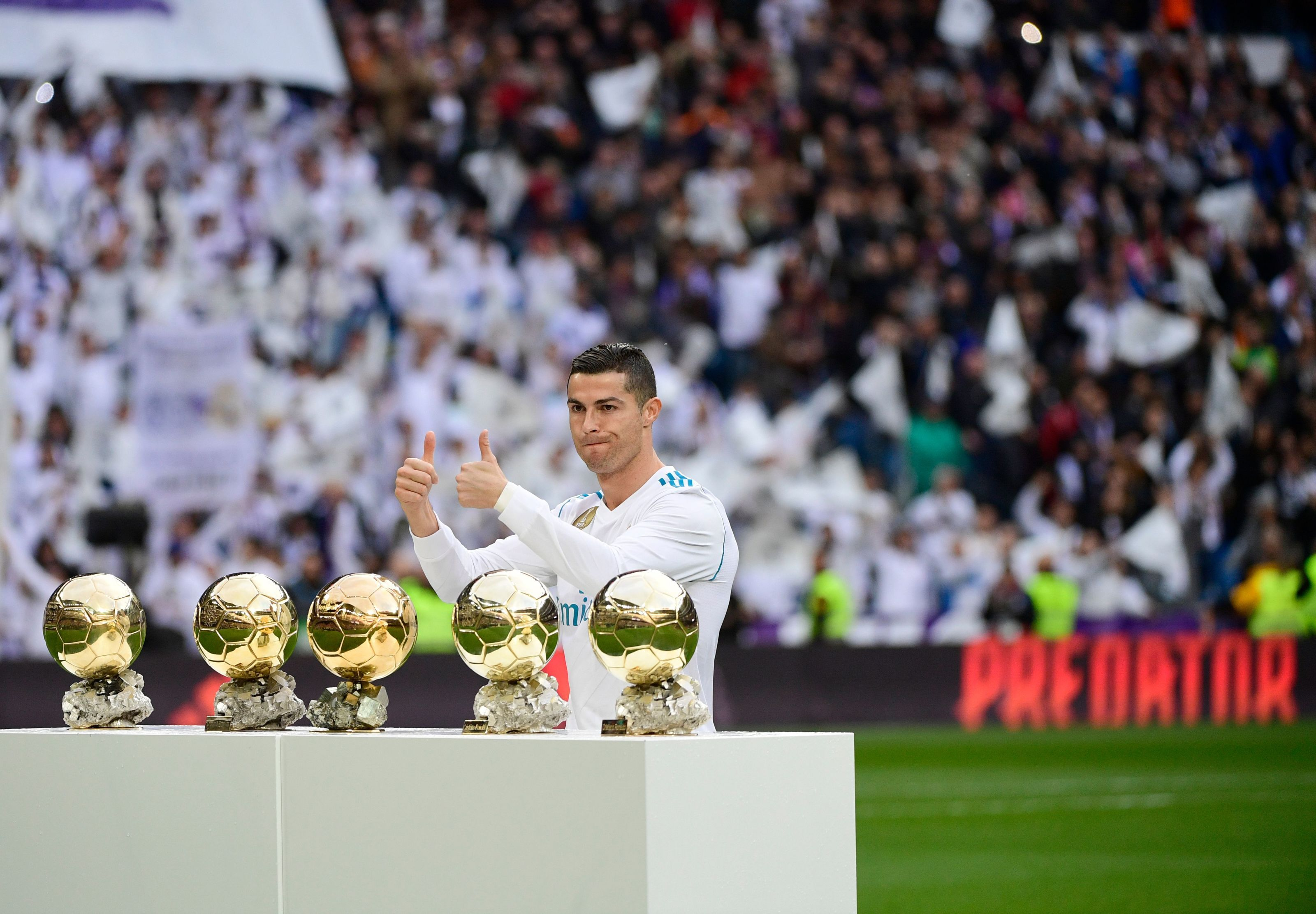 Real Madrid: Cristiano Ronaldo tops the list of biggest names in sports again