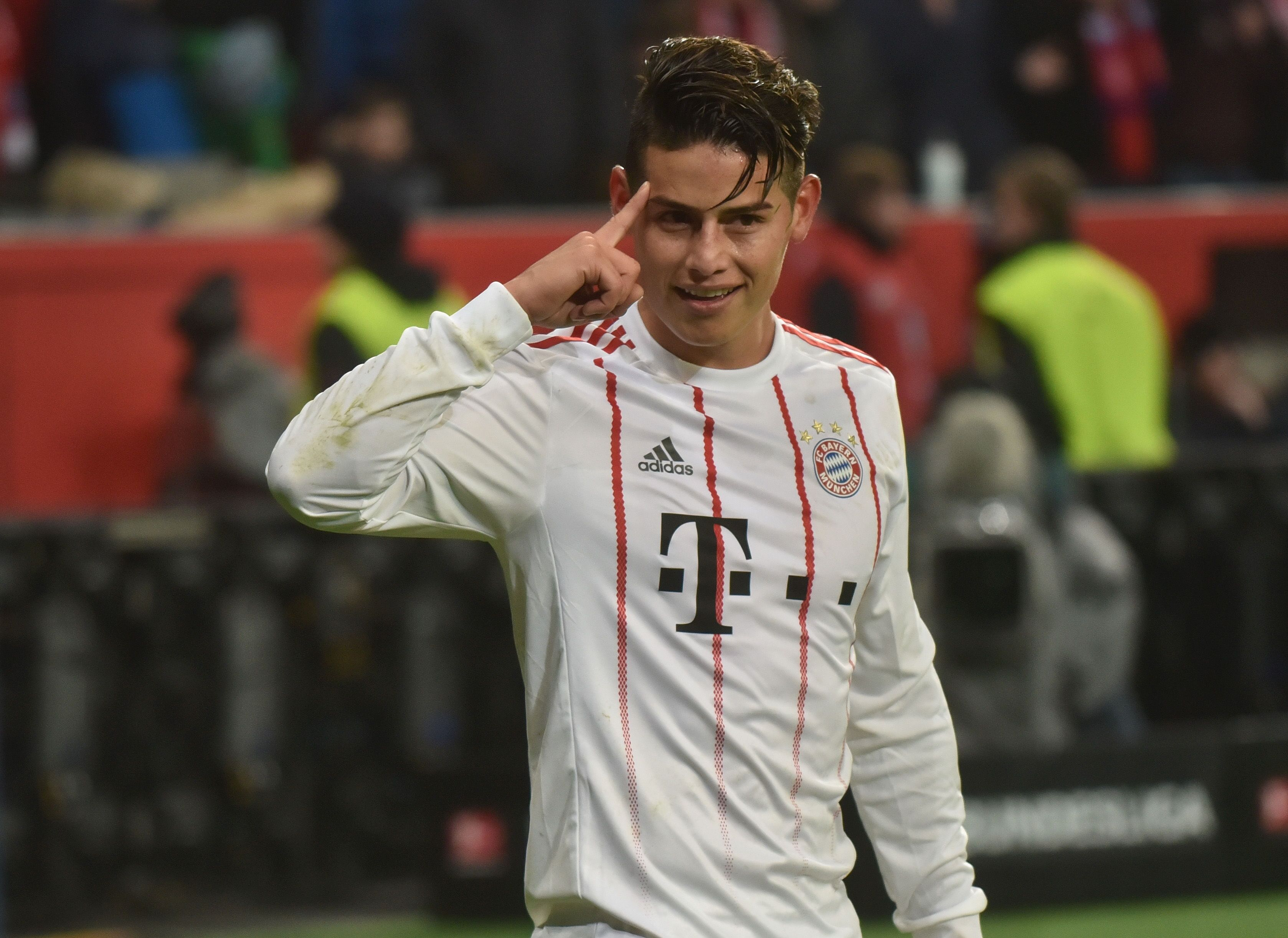 Could James Rodriguez Be Set For A Return To Real Madrid