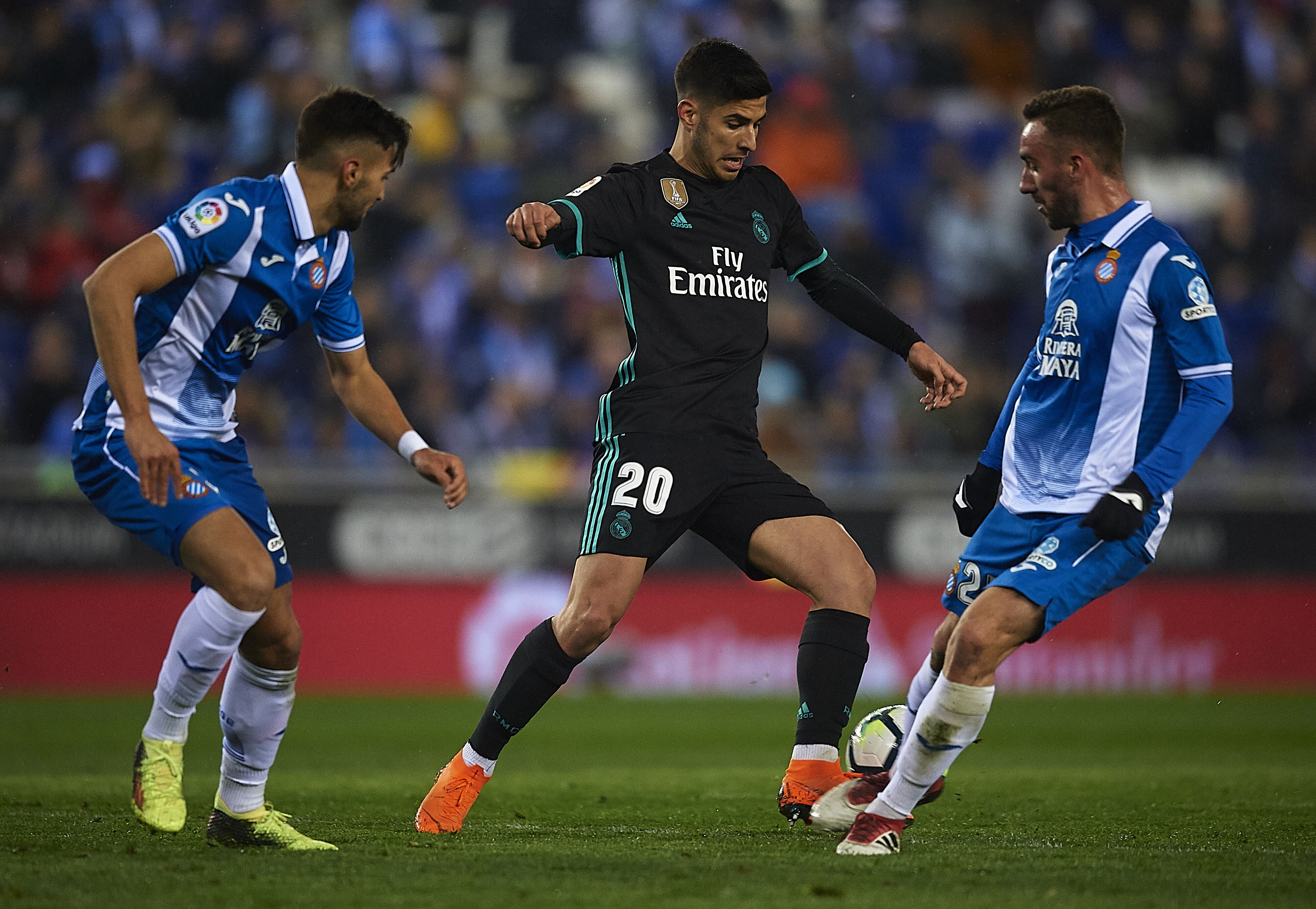 Espanyol 0 - 1 R Madrid - Match Report & Highlights