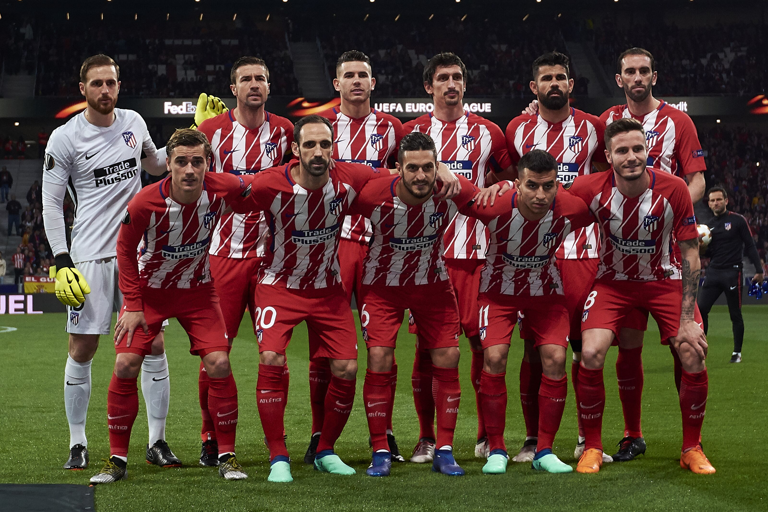 Image result for at madrid team 2018