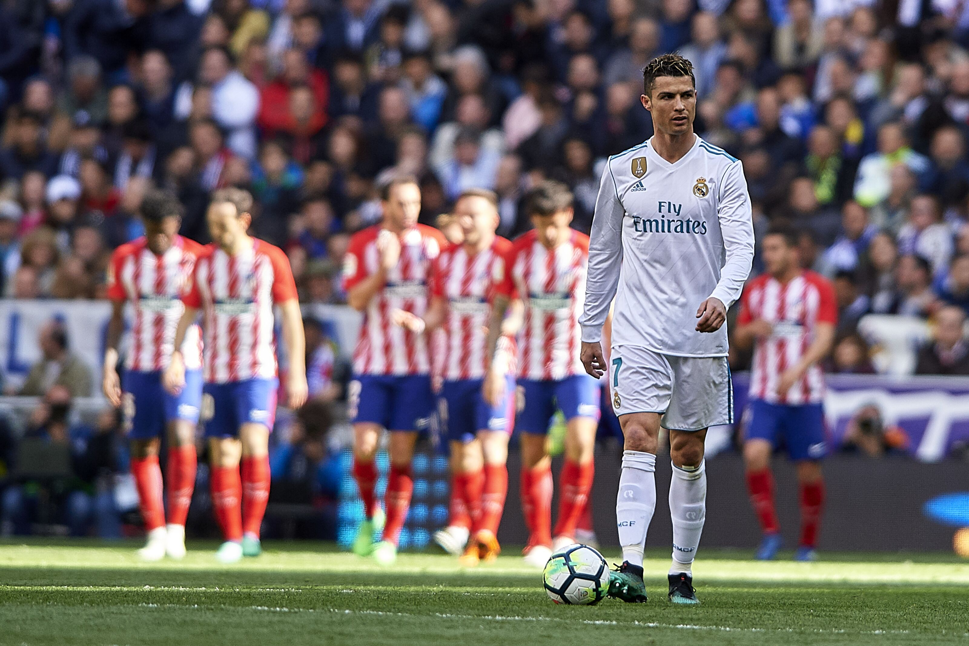 Real Madrid 1 2: Real Madrid 1-1 Atletico Madrid: Key Takeaways From The
