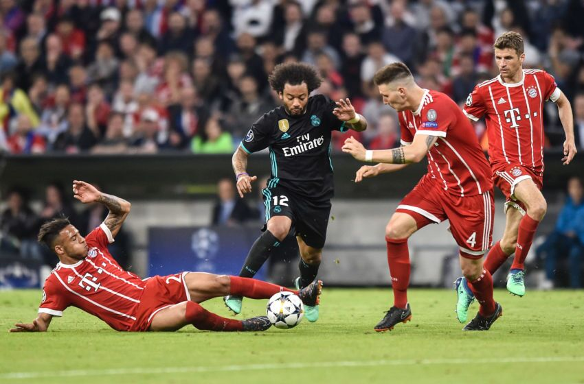 Image result for Real Madrid vs Bayern Munich