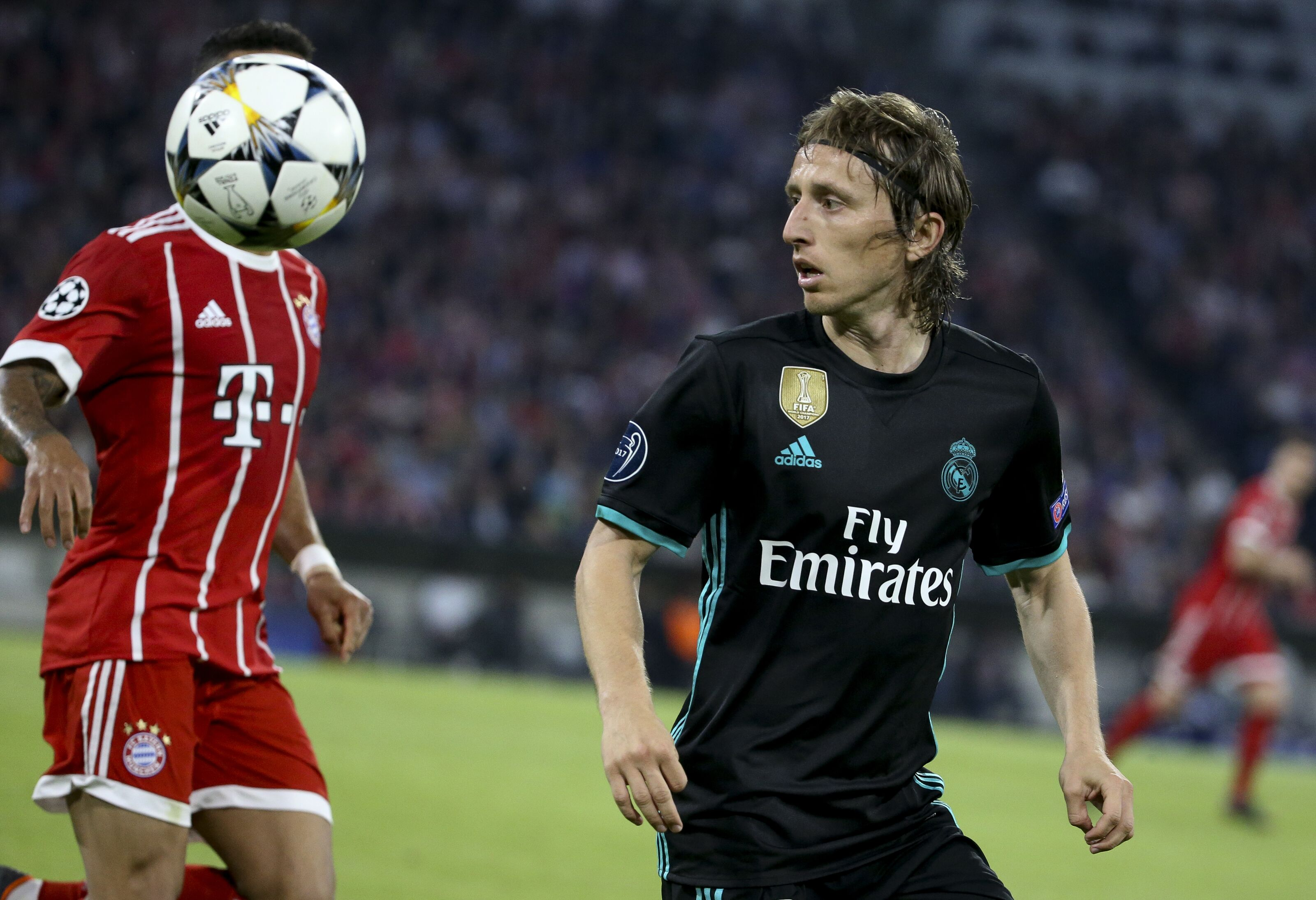 Player Ratings Real Madrid 2: Player Ratings From Real Madrid 2-1 Win Over Bayern Munich