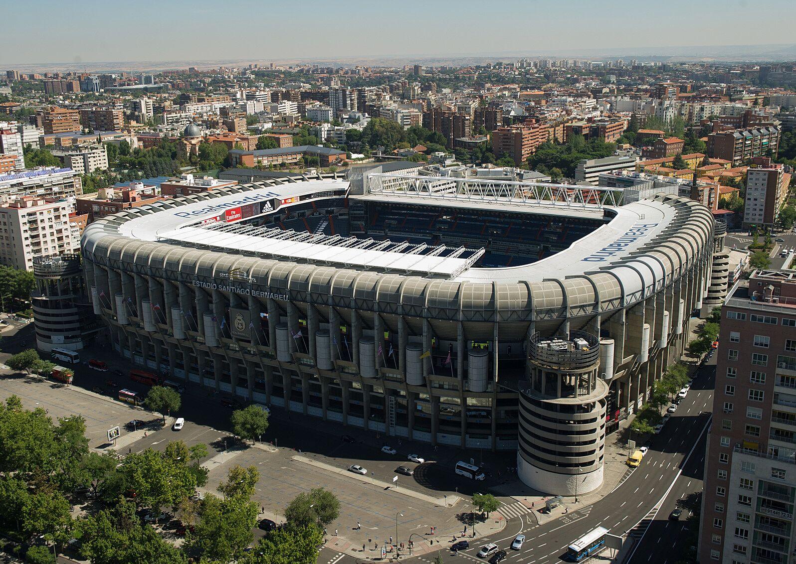 how to get to bernabeu stadium