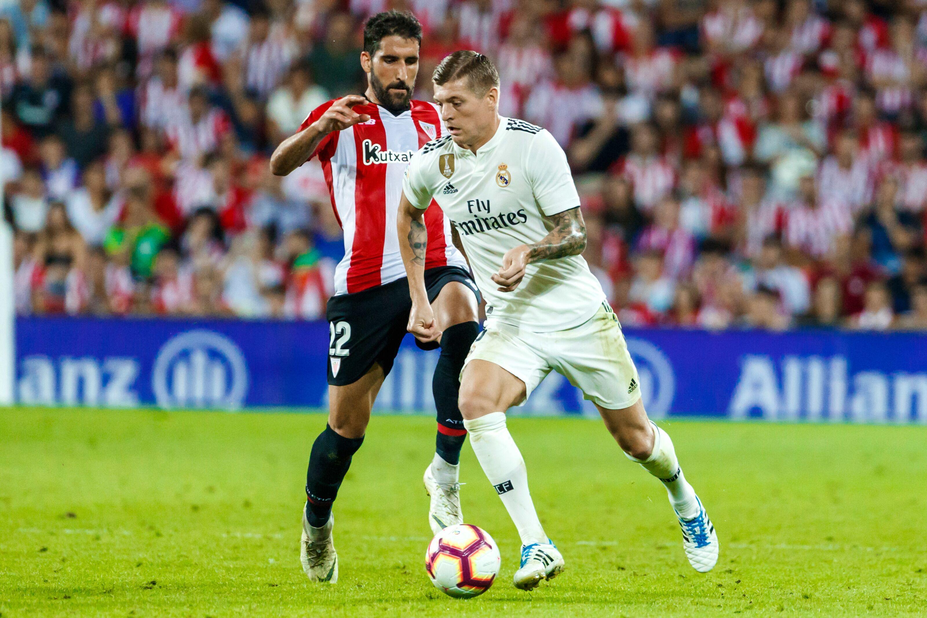 La Liga: Previewing Real Madrid vs. Athletic Bilbao