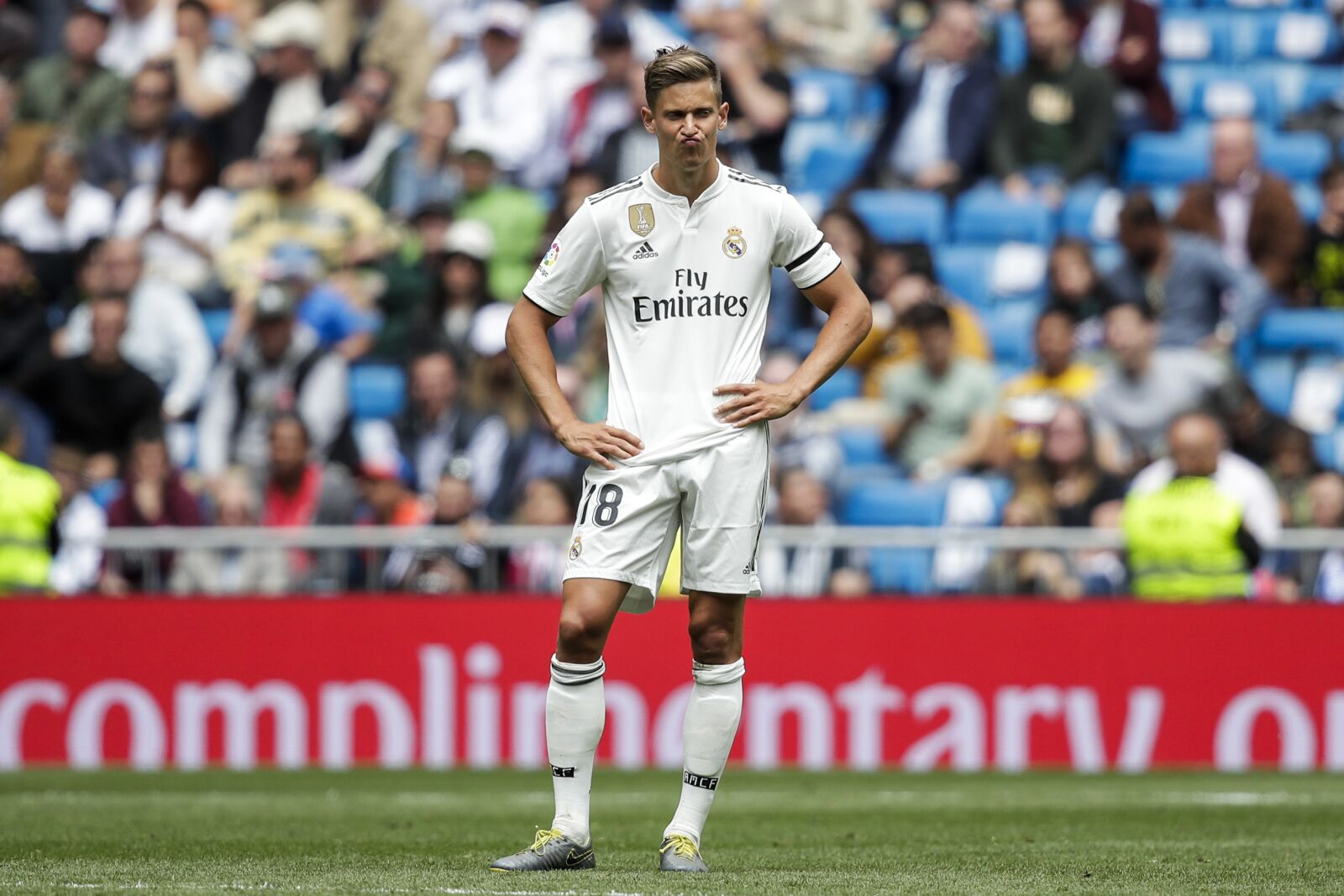 Real Madrid sell Marcos Llorente to Atletico Madrid