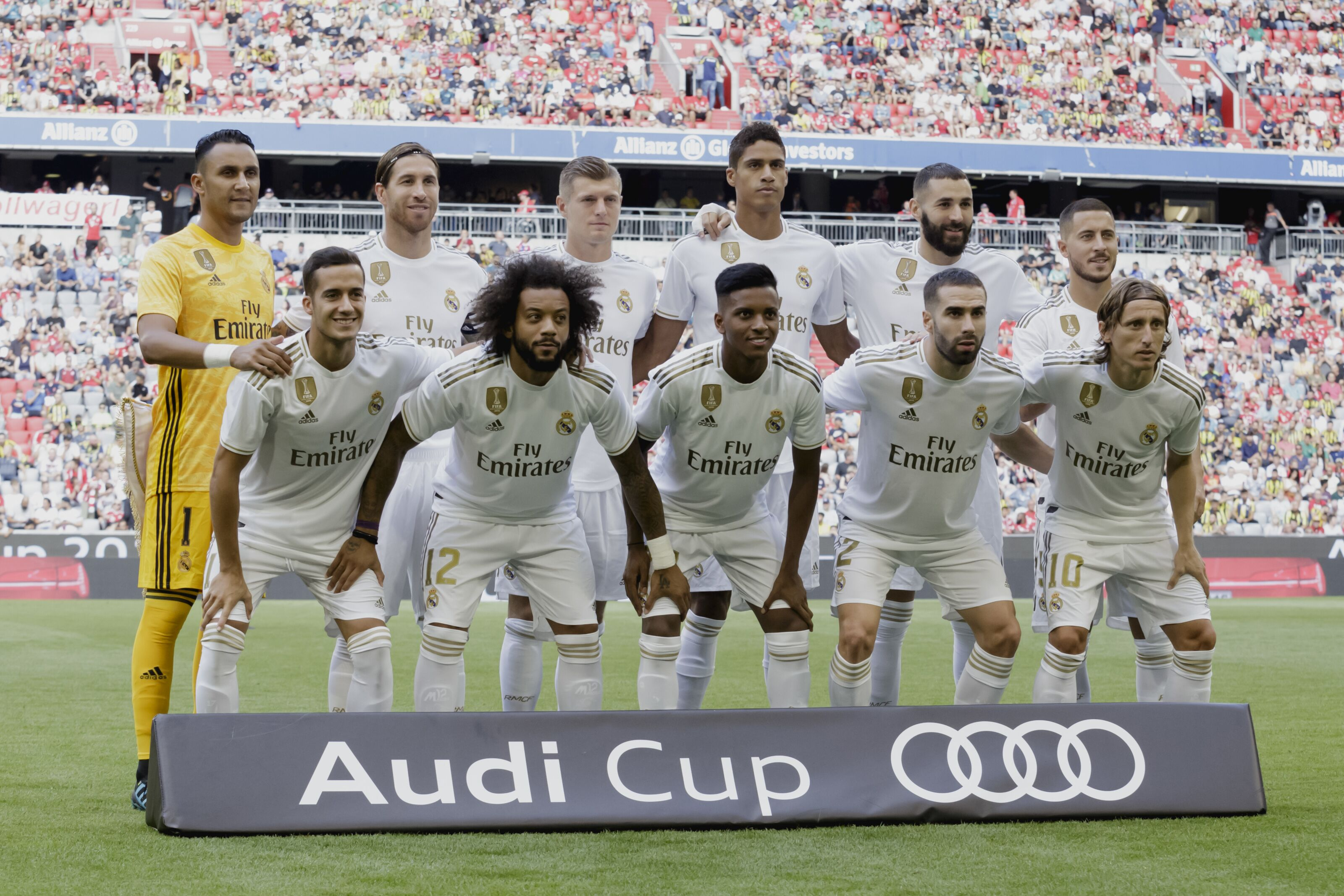 Real Madrid | Bleacher Report | Latest News, Scores, Stats and Standings
