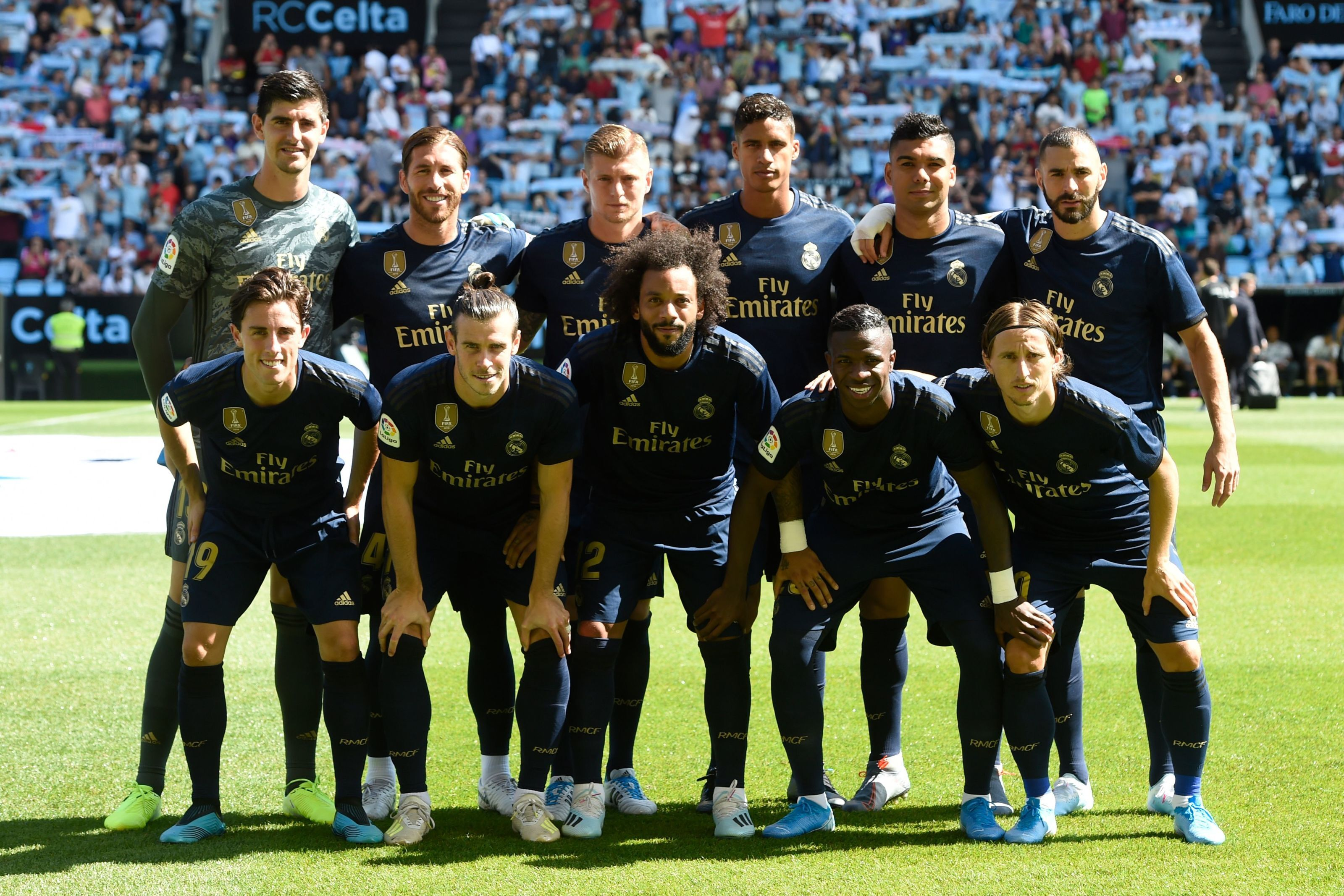 Real Madrid player ratings from the win against Celta Vigo