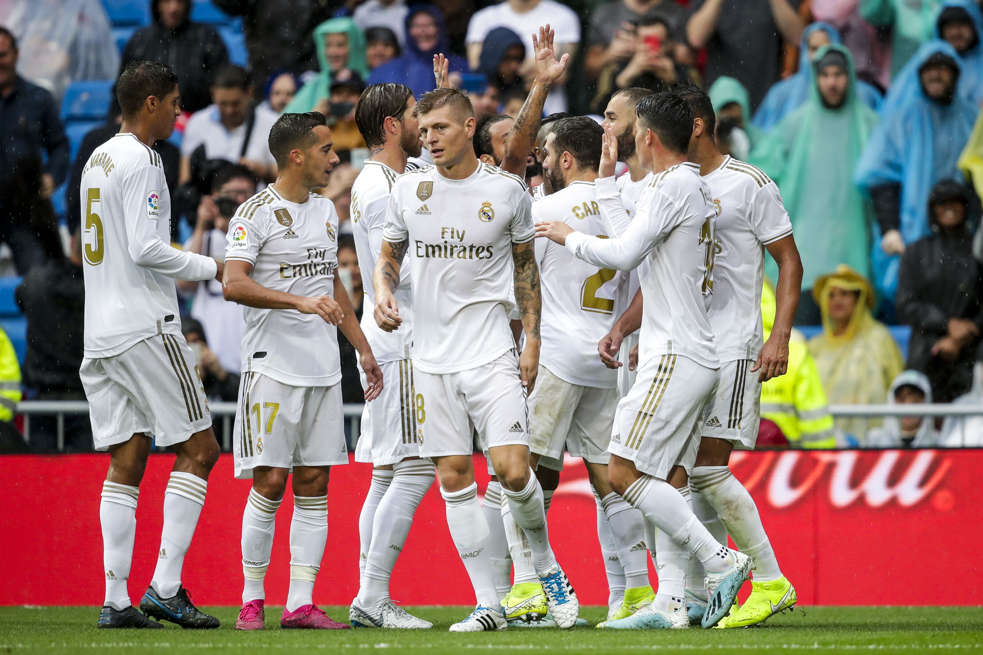 Real Madrid vs. Sevilla: There is a lot at stake tonight