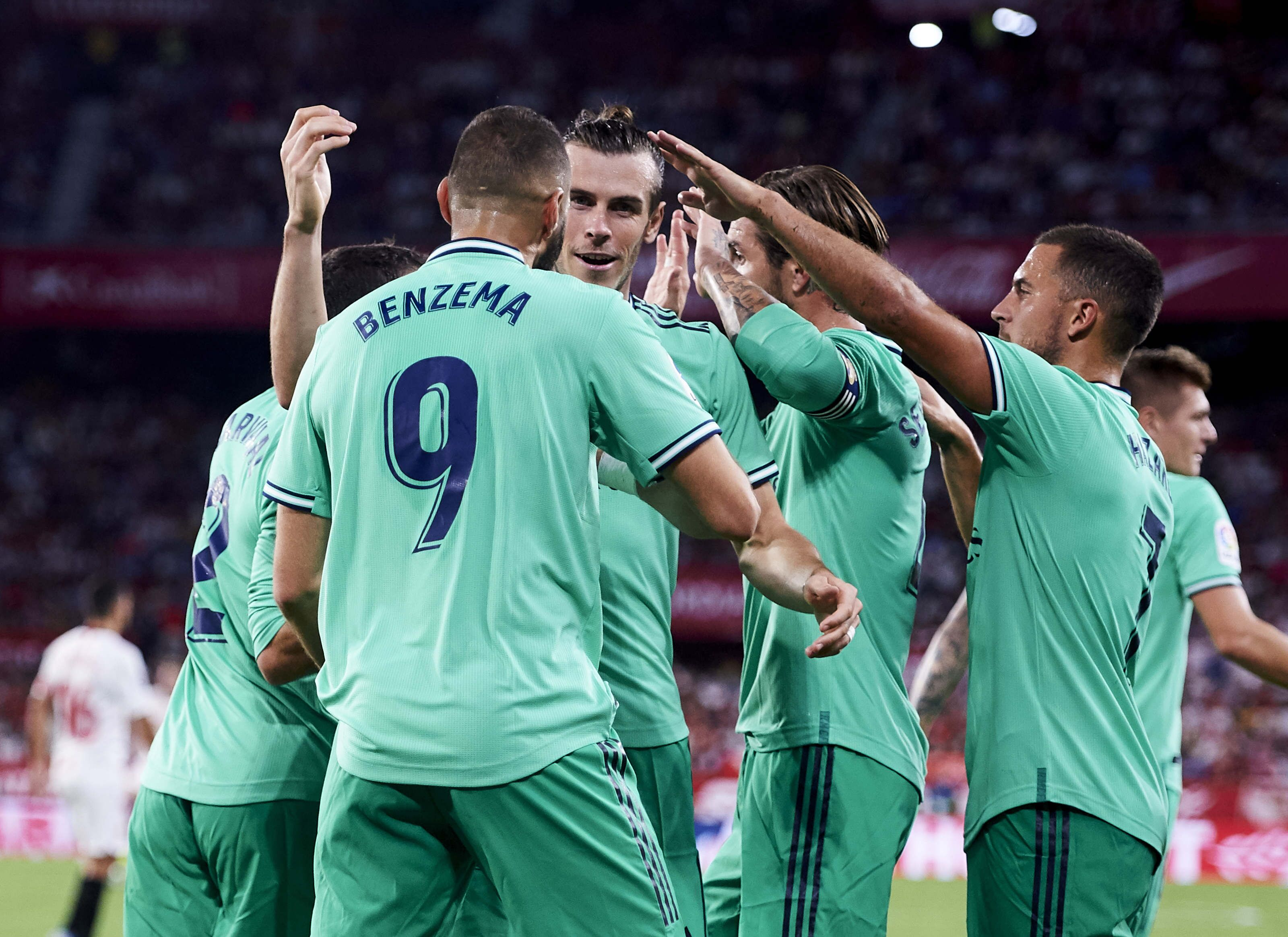 Real Madrid Player Ratings vs. Sevilla: Casemiro dominates the midfield