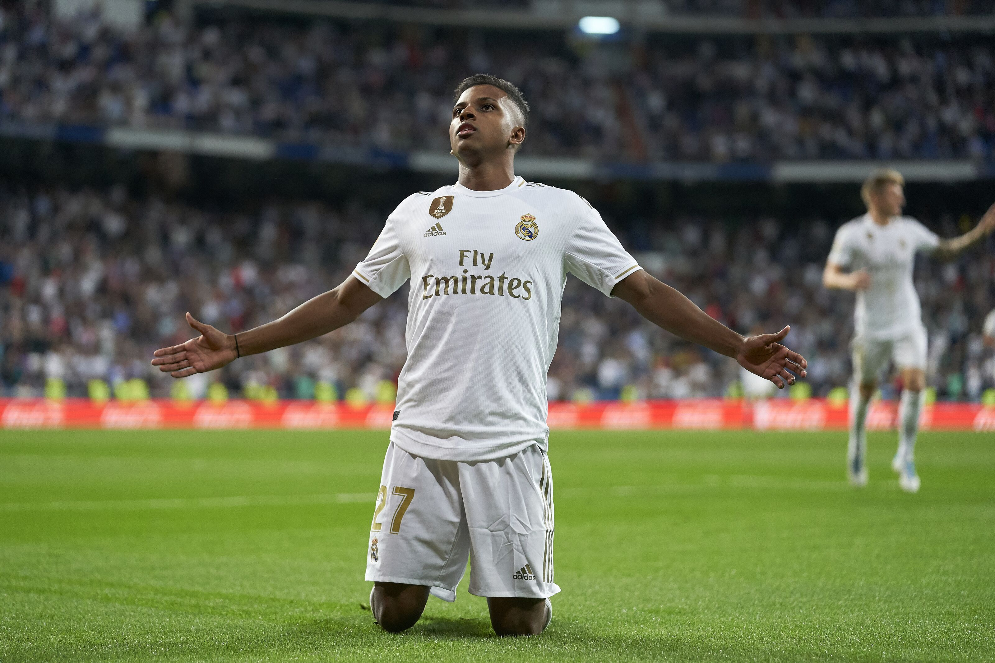 Real Madrid: Setting expectations for Rodrygo in 2019-2020