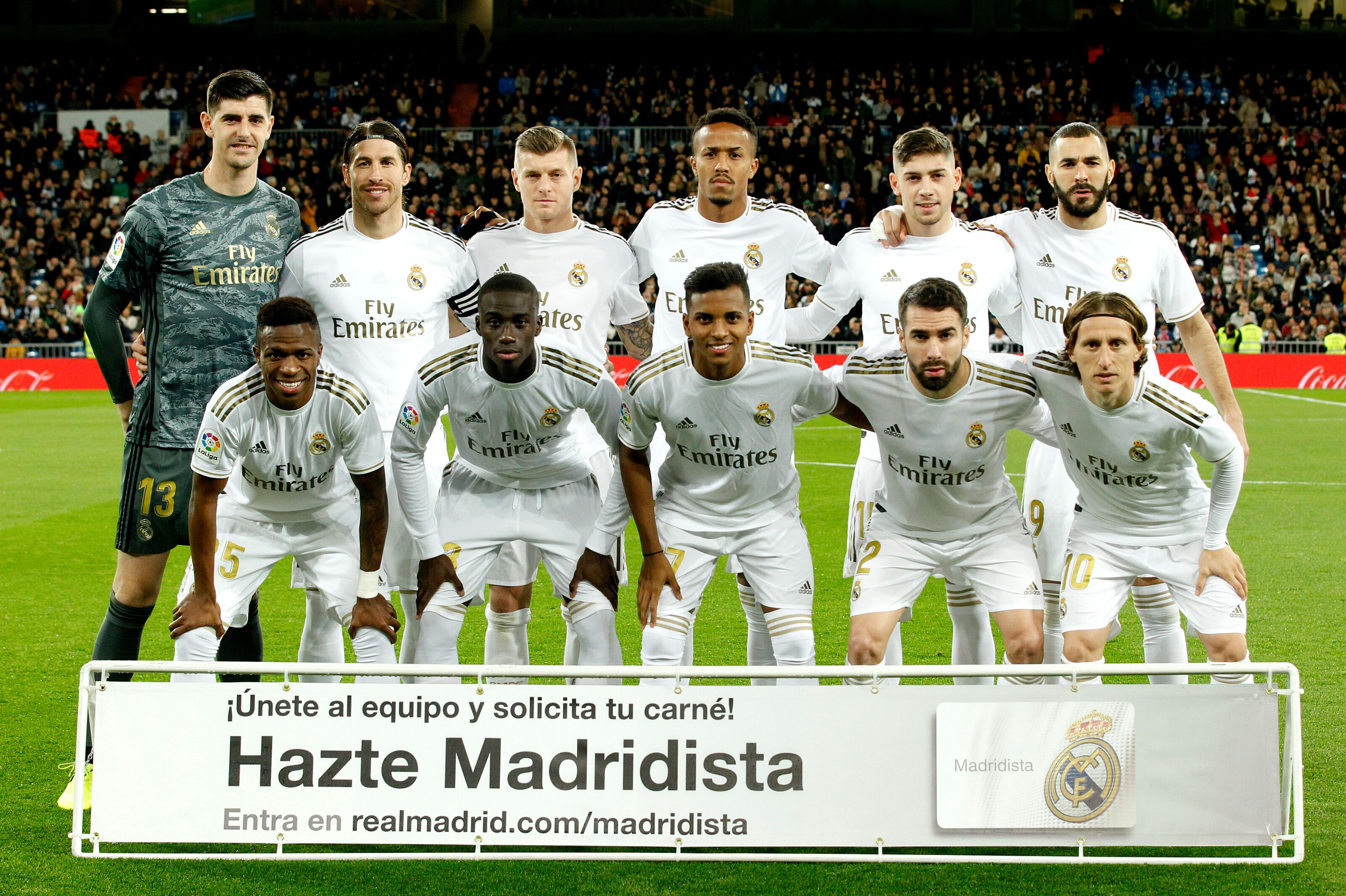 Real Madrid Spieler 2020