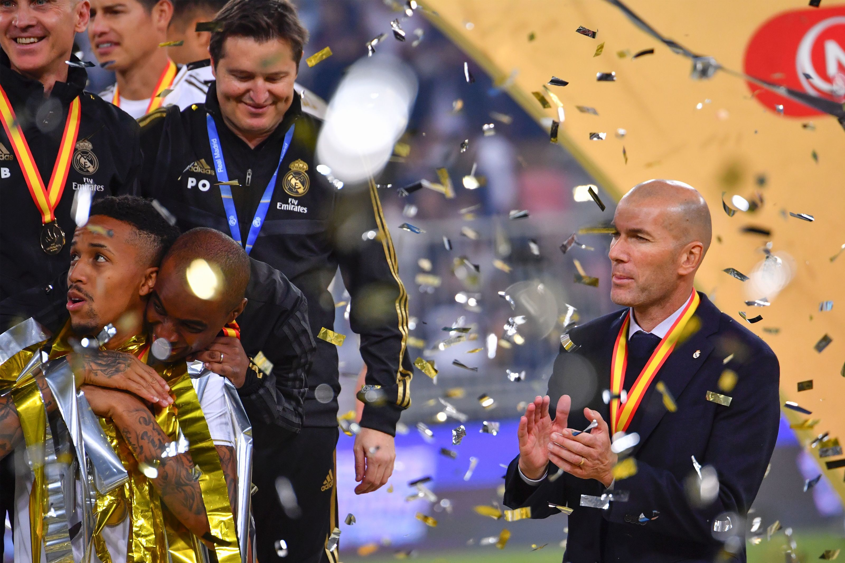 Real Madrid: Here's what makes Zinedine Zidane perfect in the biggest games