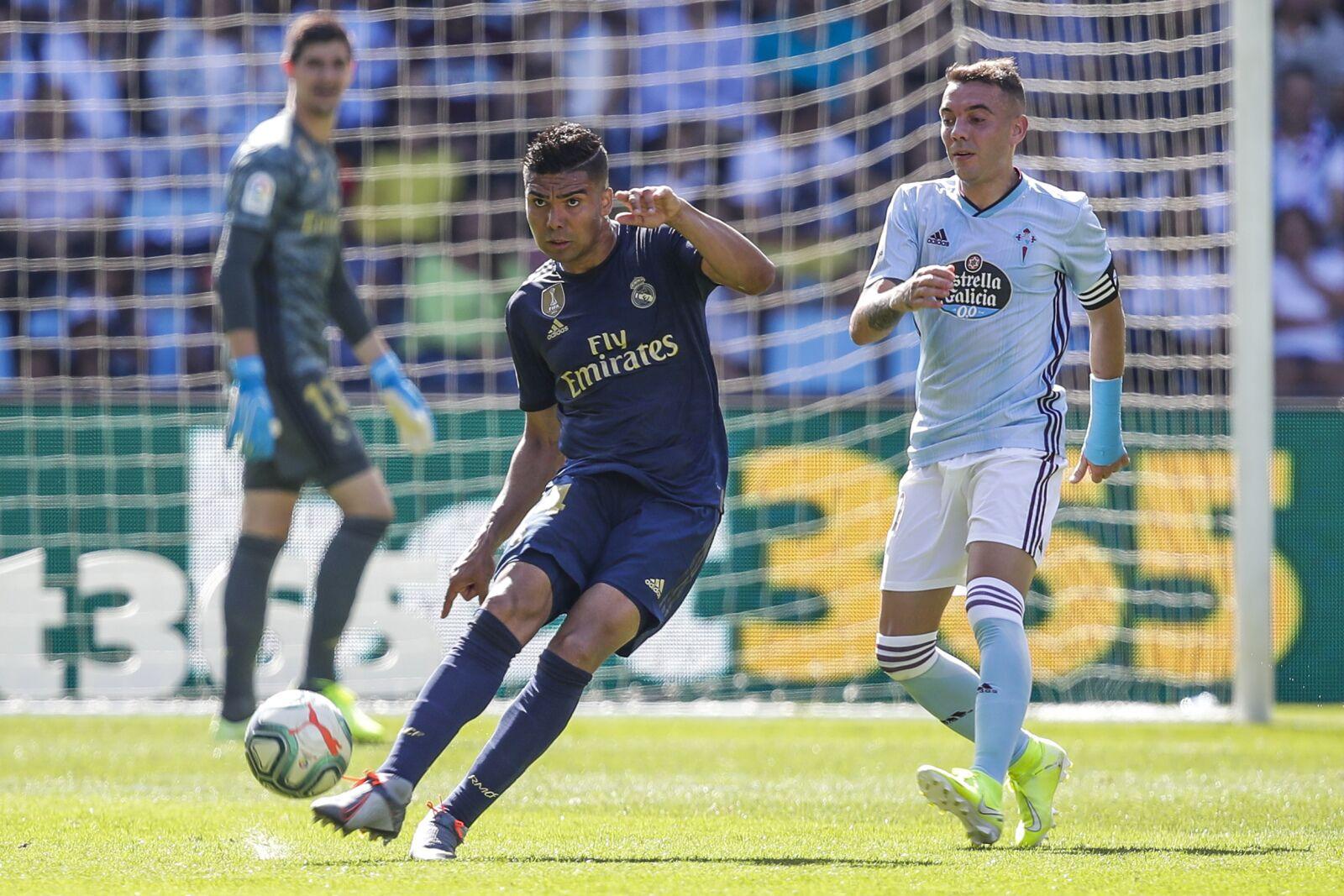 Real Madrid: Predicted Starting XI against Celta Vigo