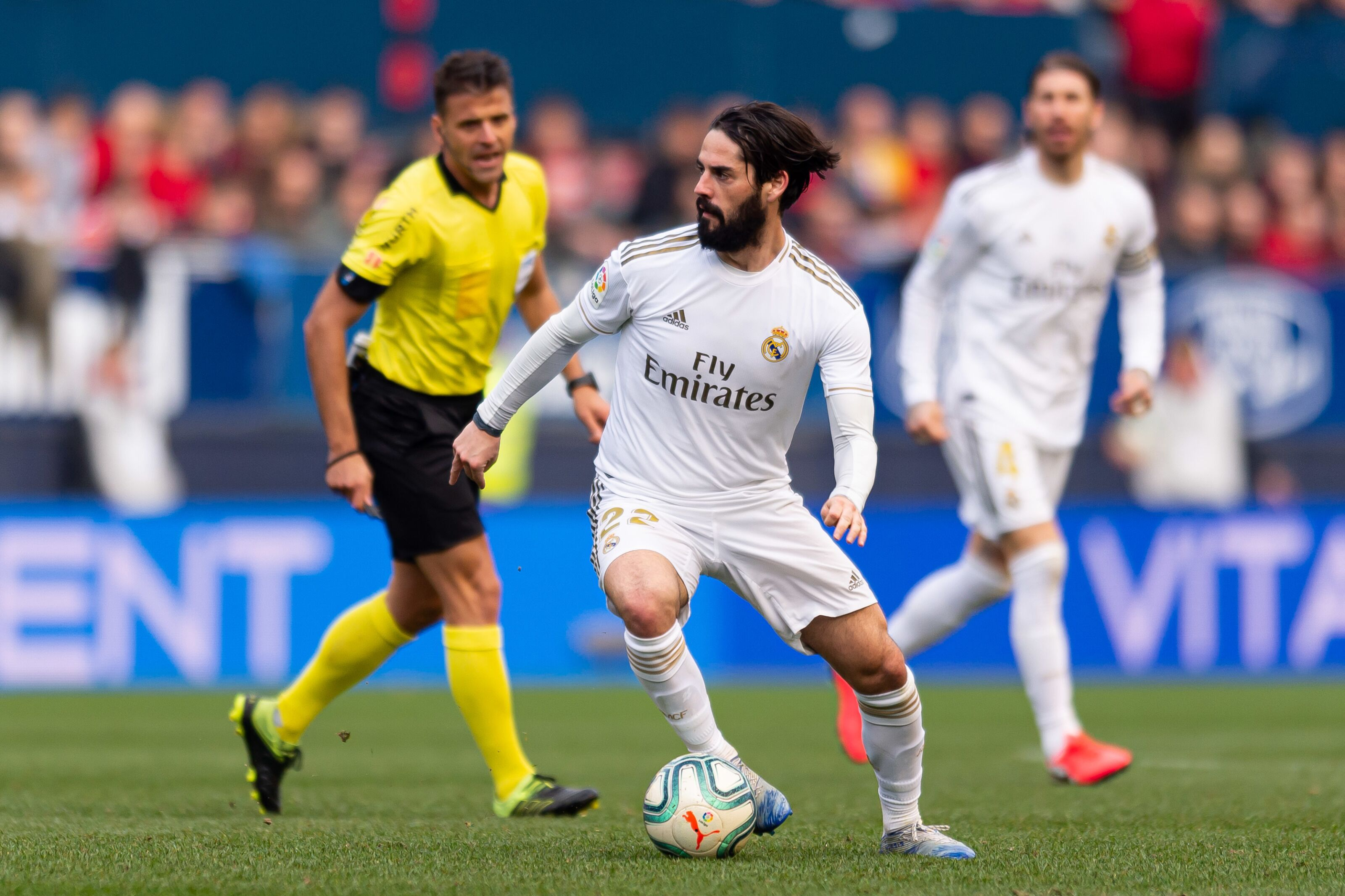 Real Madrid: Isco responds to critics in style at Osasuna