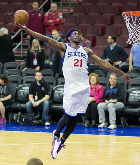 Rumored Leaks Of Sixers New Uniforms Have Surfaced