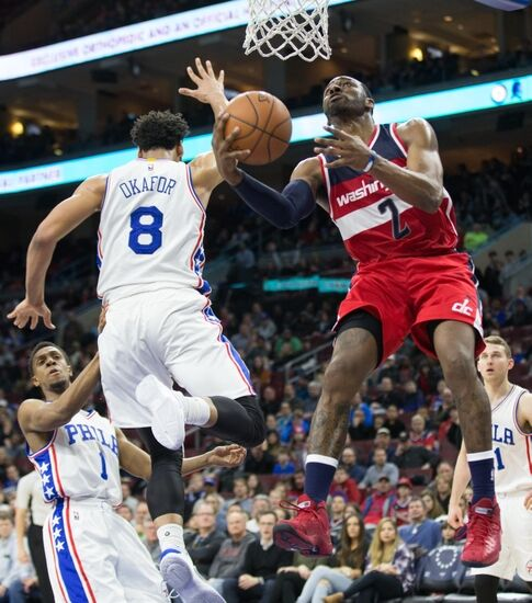 """Philadelphia 76ers: There Are Two """"O's"""" In Okafor"""