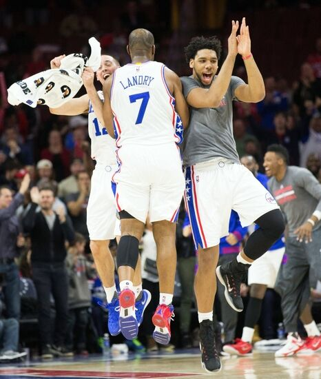 Can Philadelphia 76ers Optimize Power Forward?