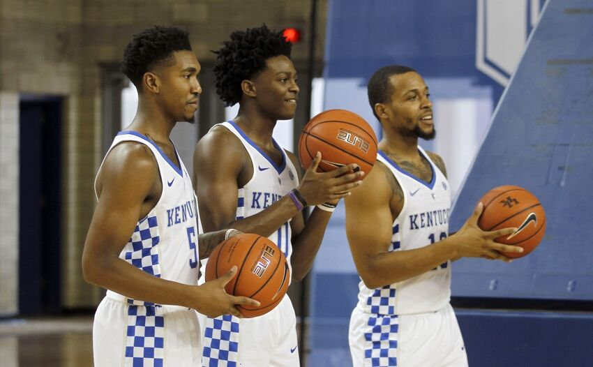 Uk Basketball: Philadelphia 76ers: 5 Things To Watch In College Basketball