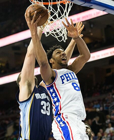 Potential Realized With Philadelphia 76ers 2016 Lineup