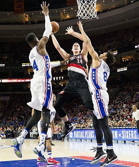 Portland Trail Blazers Worst Draft Picks: Will Philadelphia 76ers NBA Draft Selections Hinge Upon