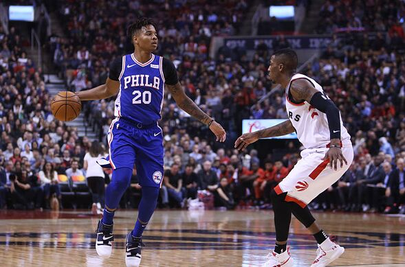 4b1ce96e1b63 Philadelphia 76ers  What Markelle Fultz can learn from Derrick Rose s  50-point game