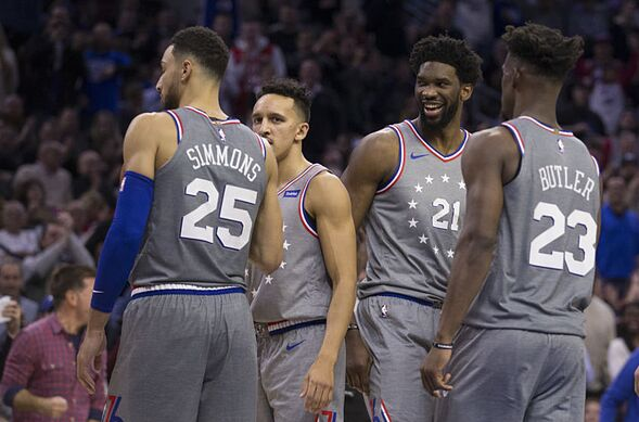 Philadelphia 76ers 3 takeaways from back-and-forth win over