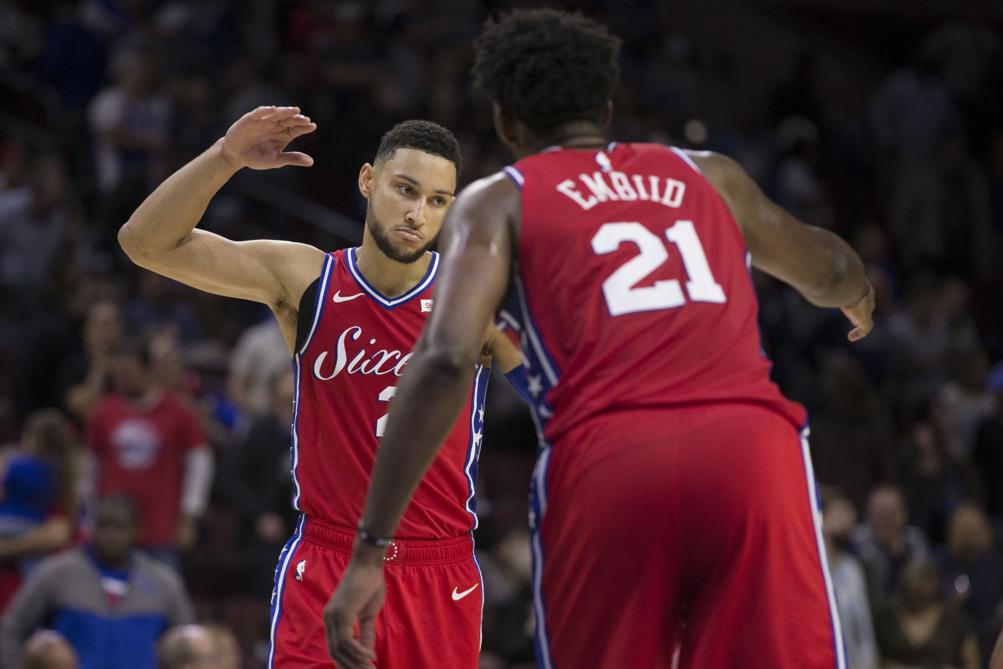 Philadelphia 76ers lock up Ben Simmons on long-term contract extension