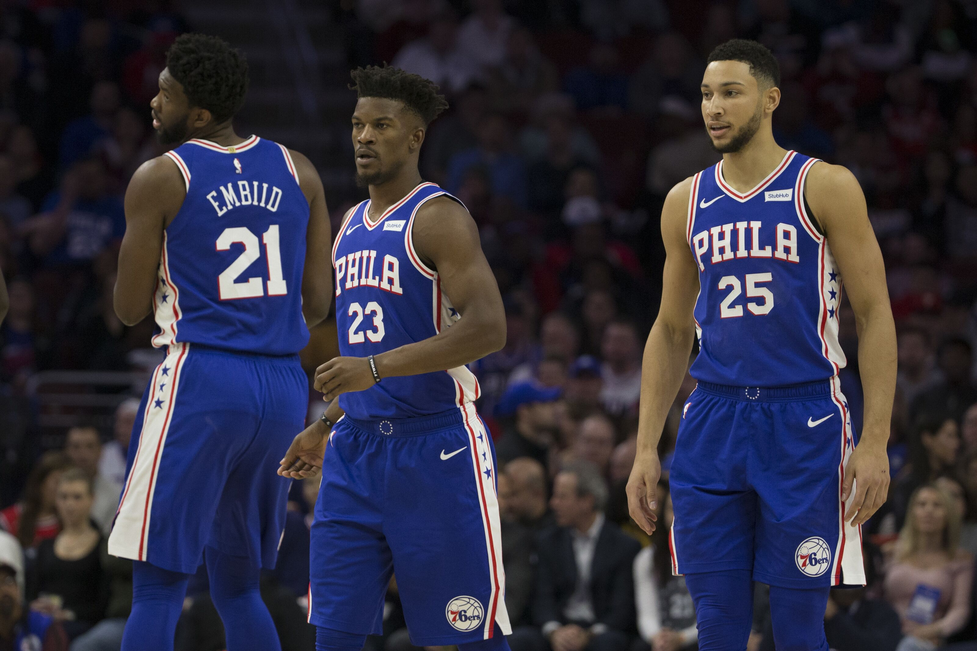 08be86fc9 Philadelphia 76ers have 3 players gaining steam in 2019 All-Star voting