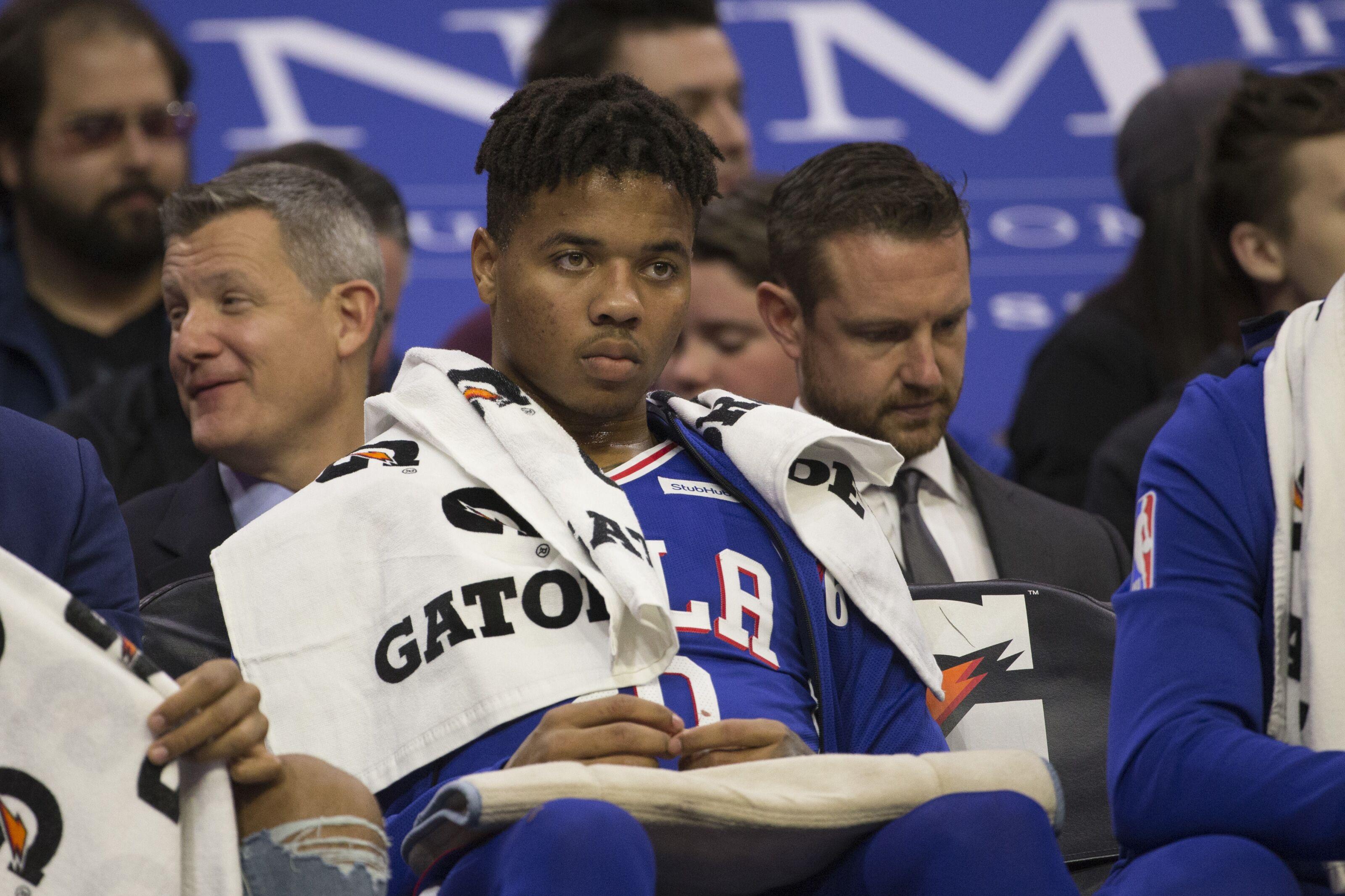 77c765bfa0c3 Philadelphia 76ers  Markelle Fultz set to see shoulder specialist
