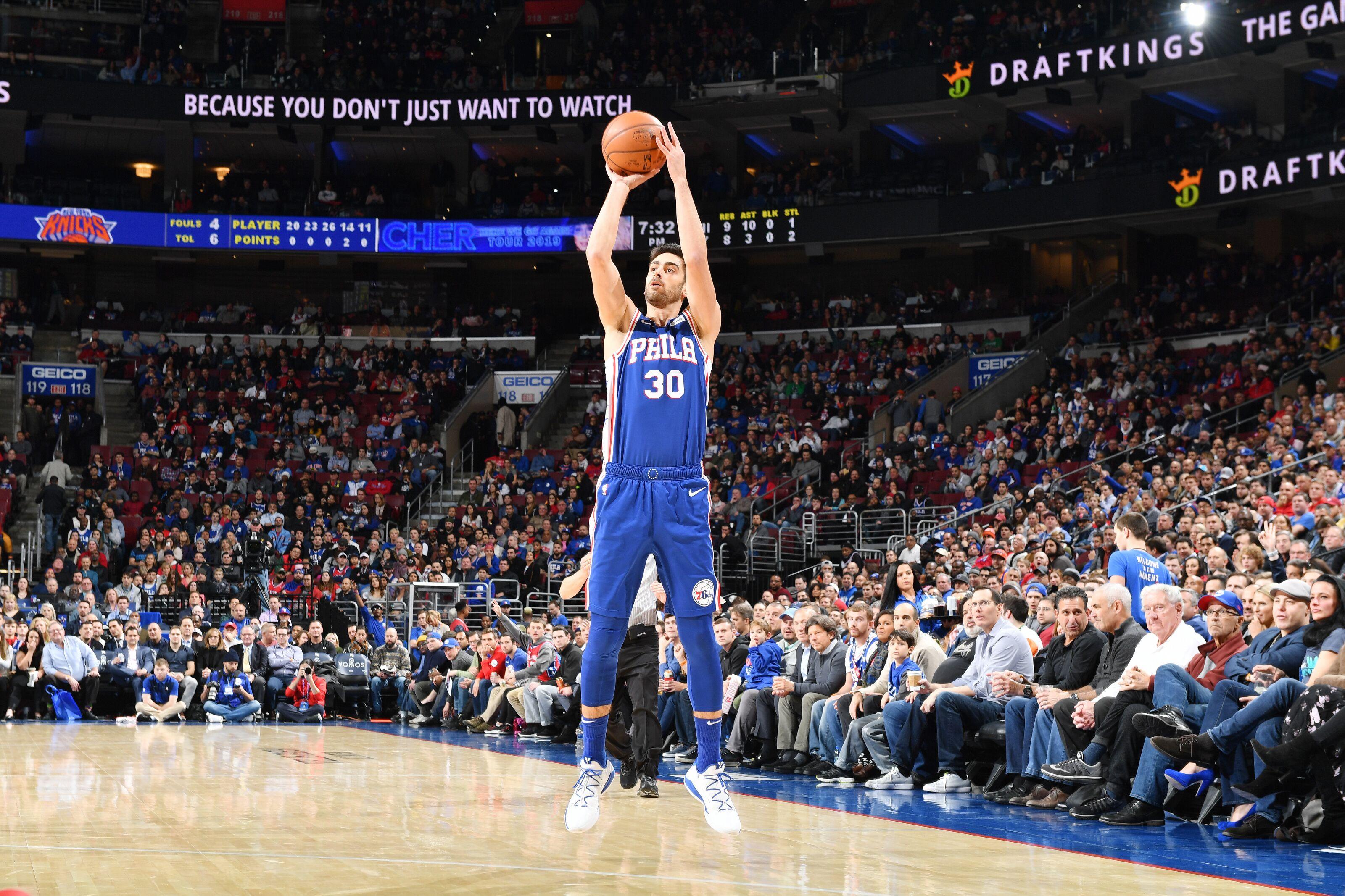 Philadelphia 76ers Don t overvalue Furkan Korkmaz