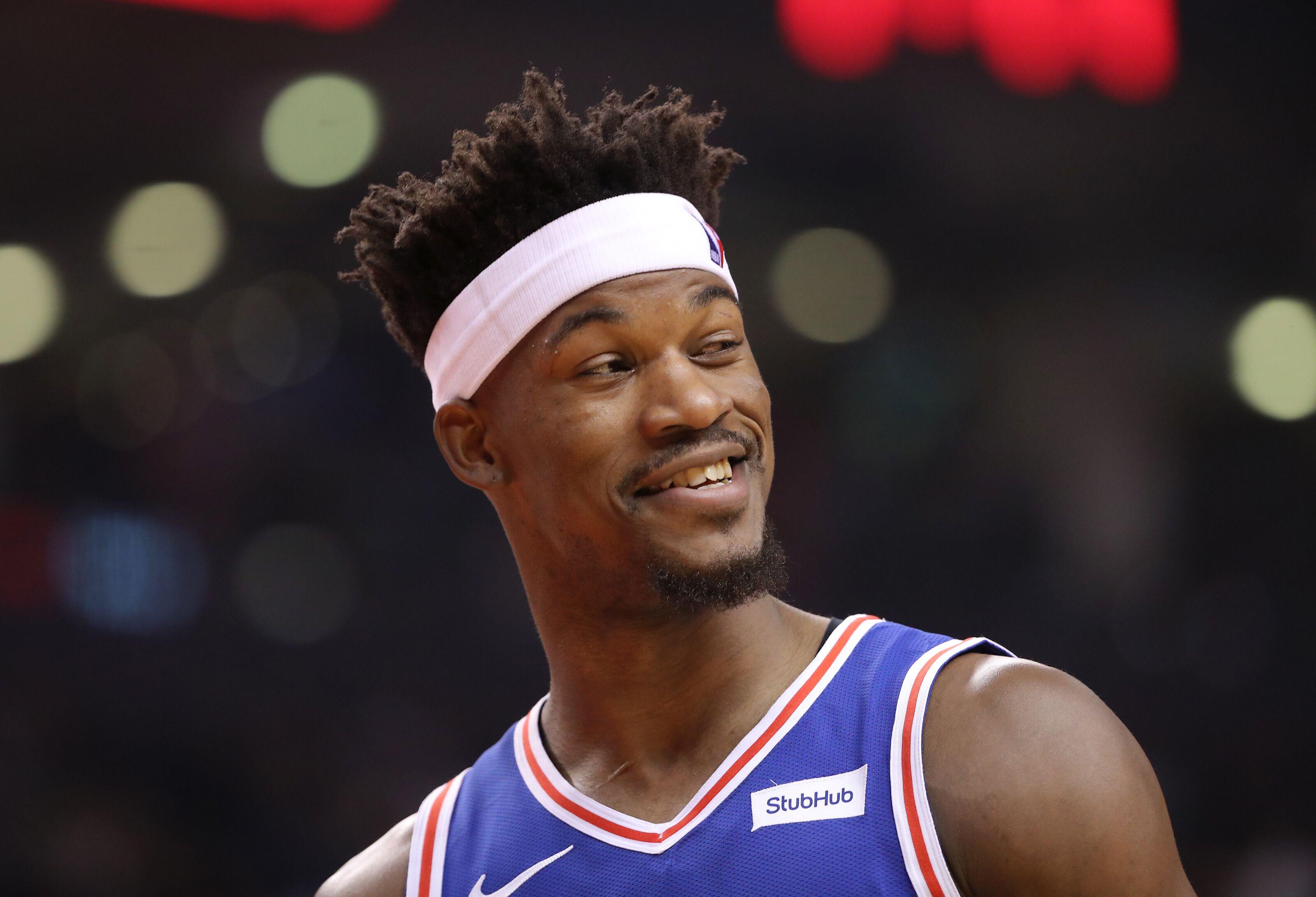 Philadelphia 76ers: No...