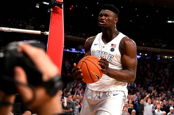 Philadelphia 76ers 2019 NBA Draft profile: Zion Williamson
