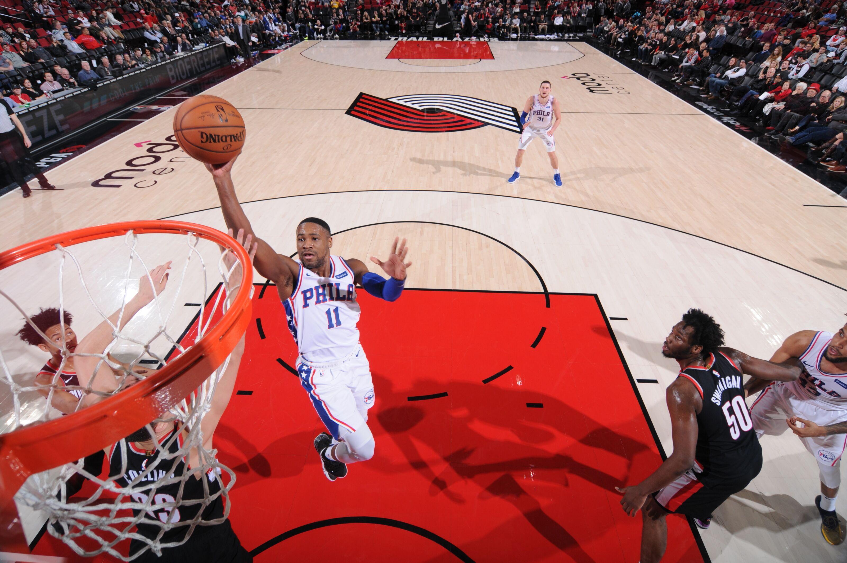 Philadelphia 76ers Player Rankings: End of regular season