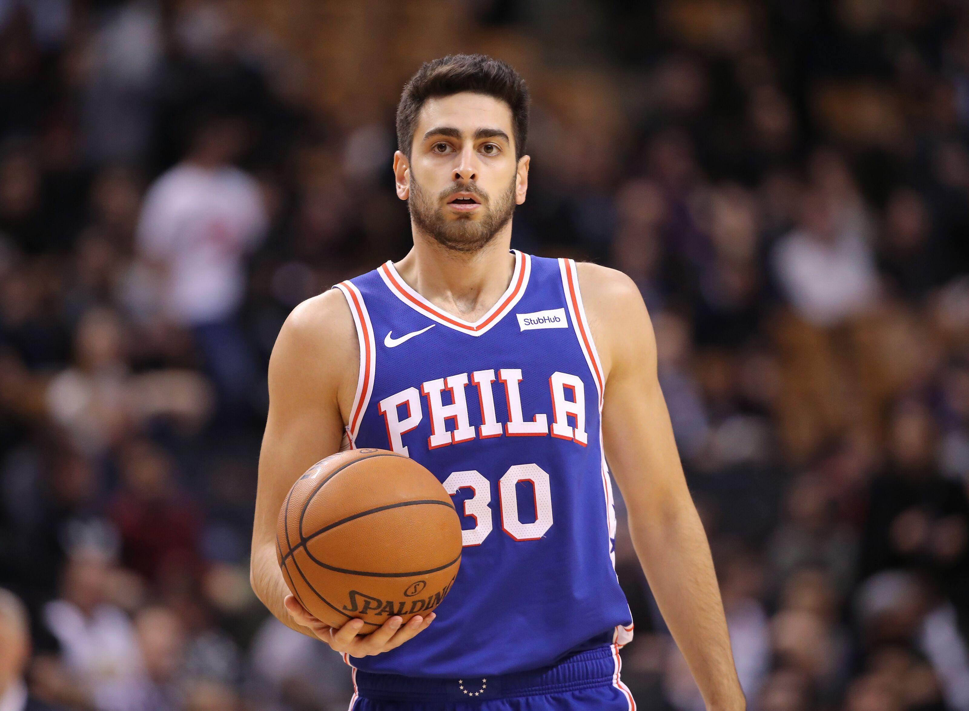 1bbf632e7 Philadelphia 76ers  Why don t they want Furkan Korkmaz
