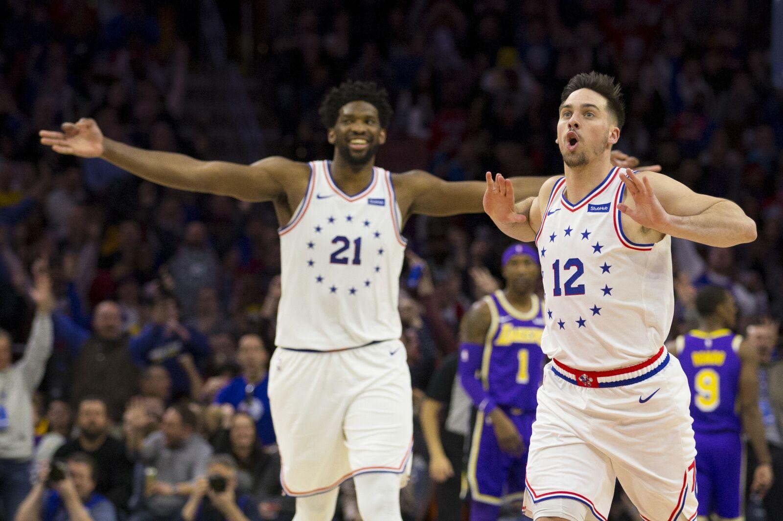 Philadelphia 76ers firmly in top tier of new NBA Power ...