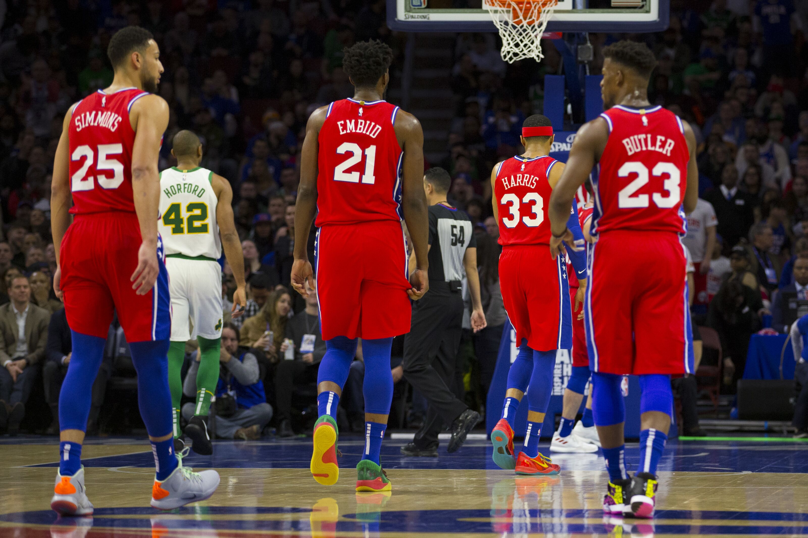 Philadelphia 76ers could have up to four All-Stars next season