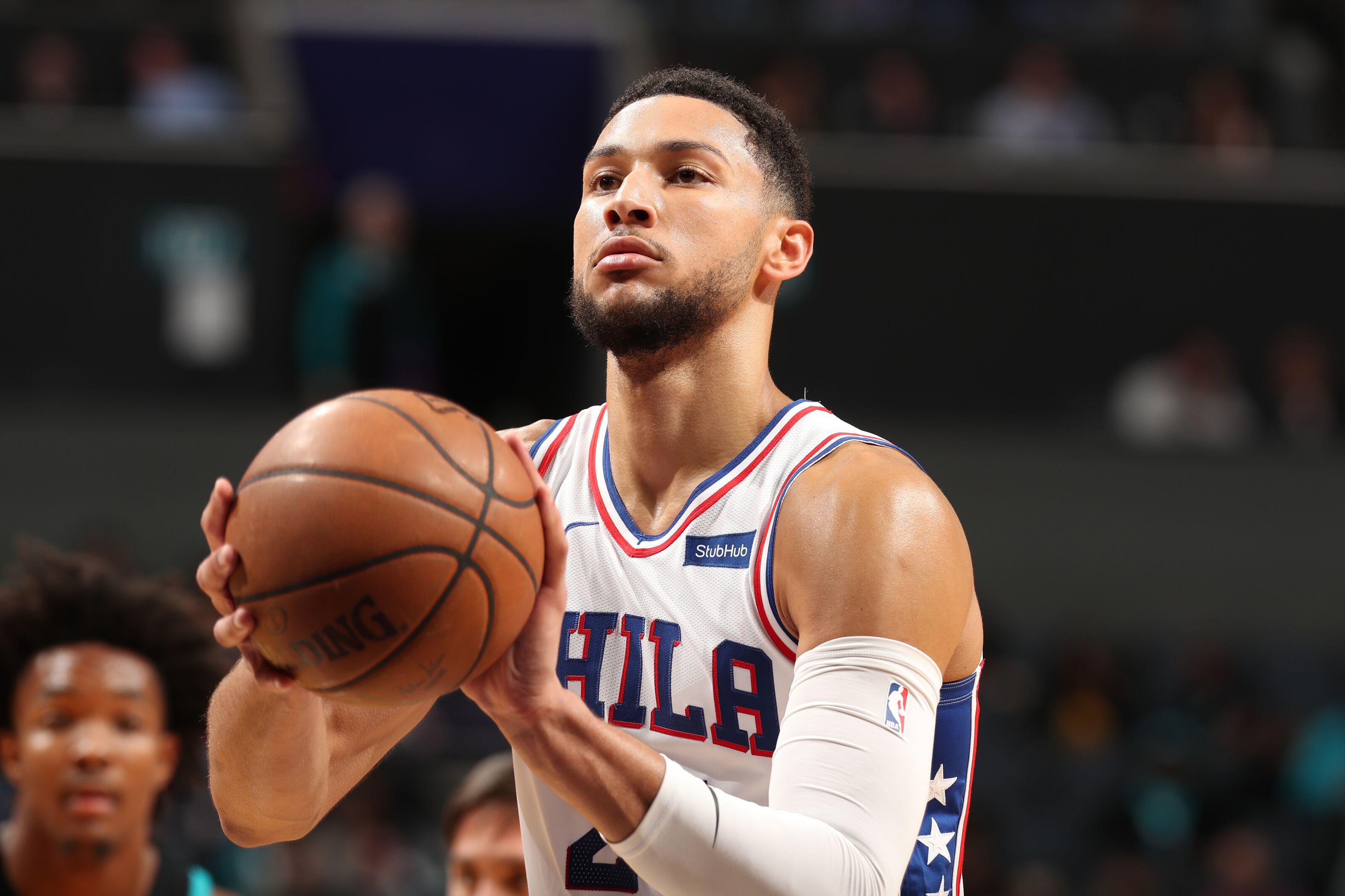 Philadelphia 76ers: The good, bad, ugly of Ben Simmons' jump shot videos
