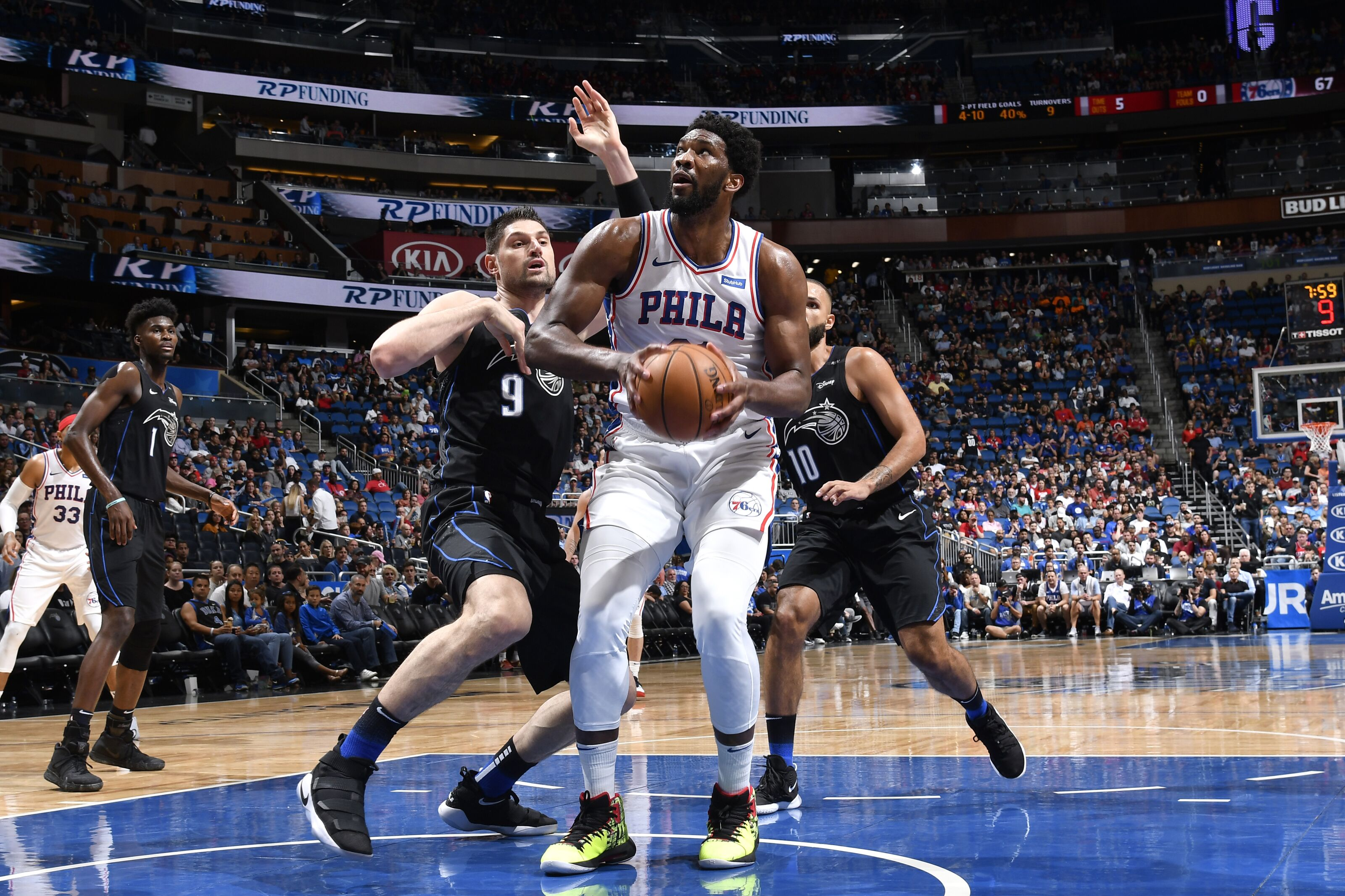 Philadelphia 76ers: Don't overreact to bad losses in Atlanta, Orlando