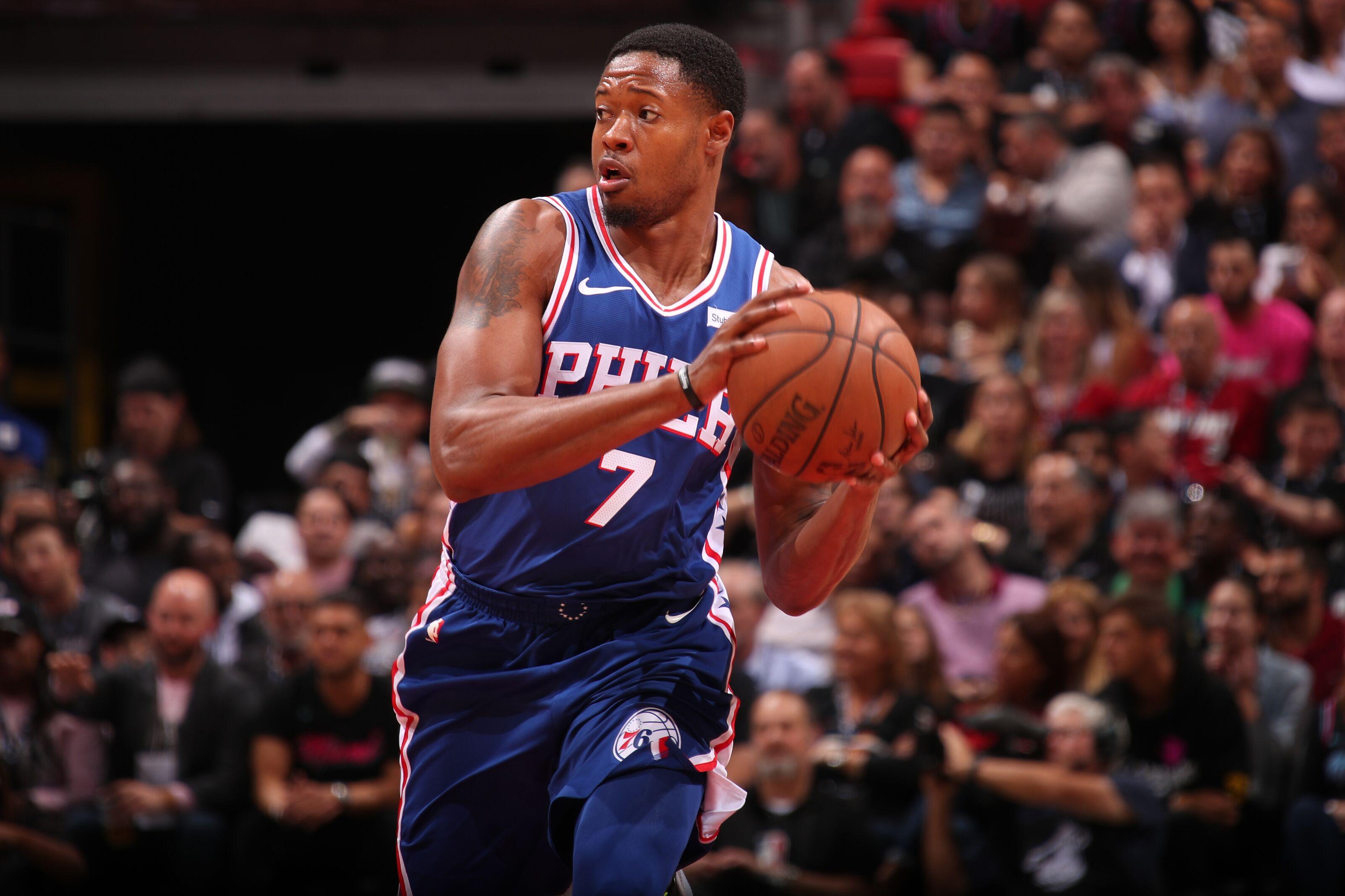 Philadelphia 76ers should waive Hawyood Highsmith