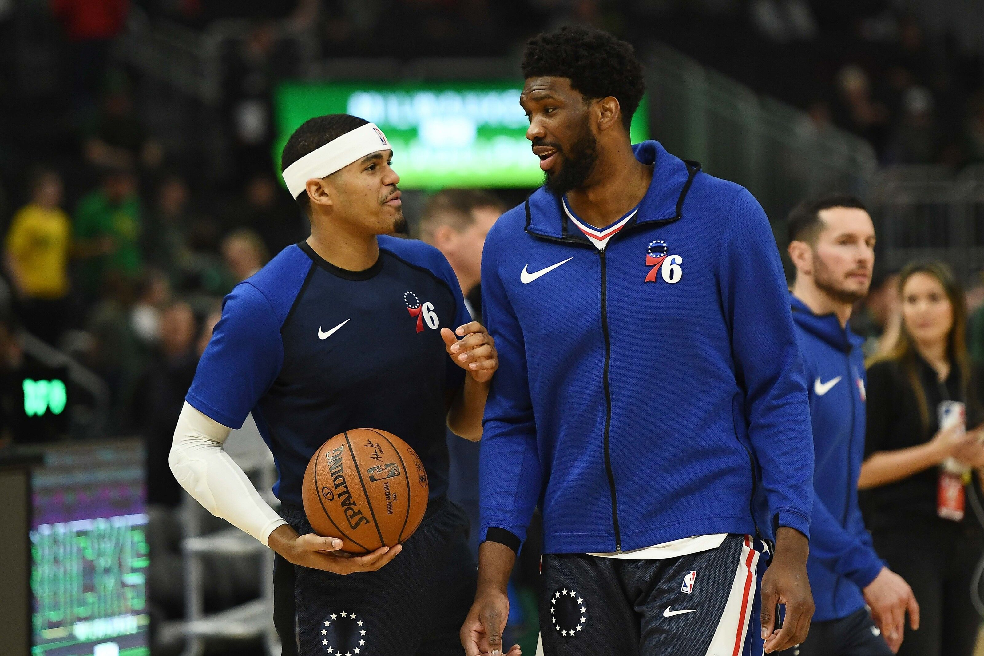 Philadelphia 76ers: Is Tobias Harris good enough to form a Big 3?