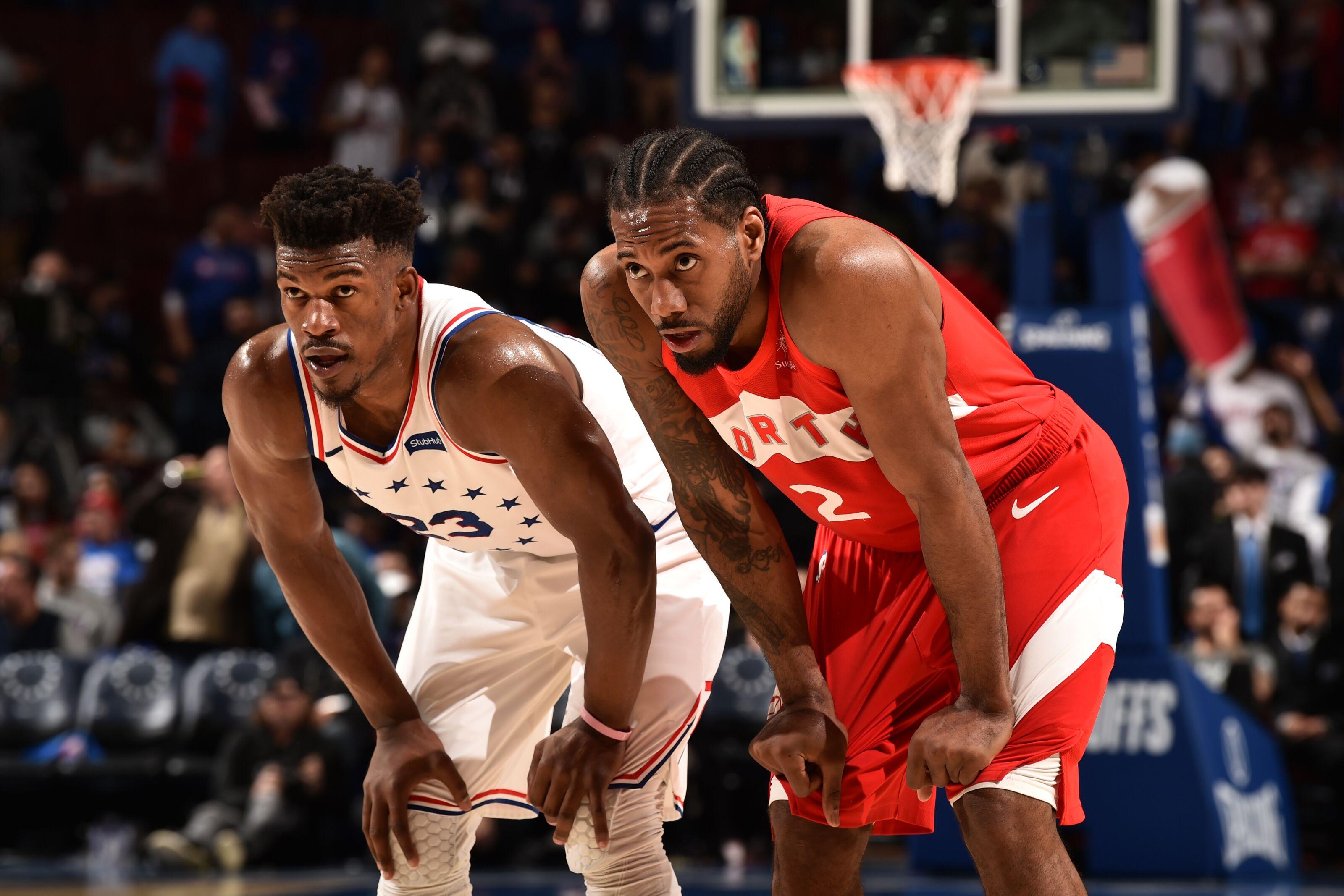 24b9d68f170 Philadelphia 76ers  Grades from 101-96 loss to Toronto Raptors