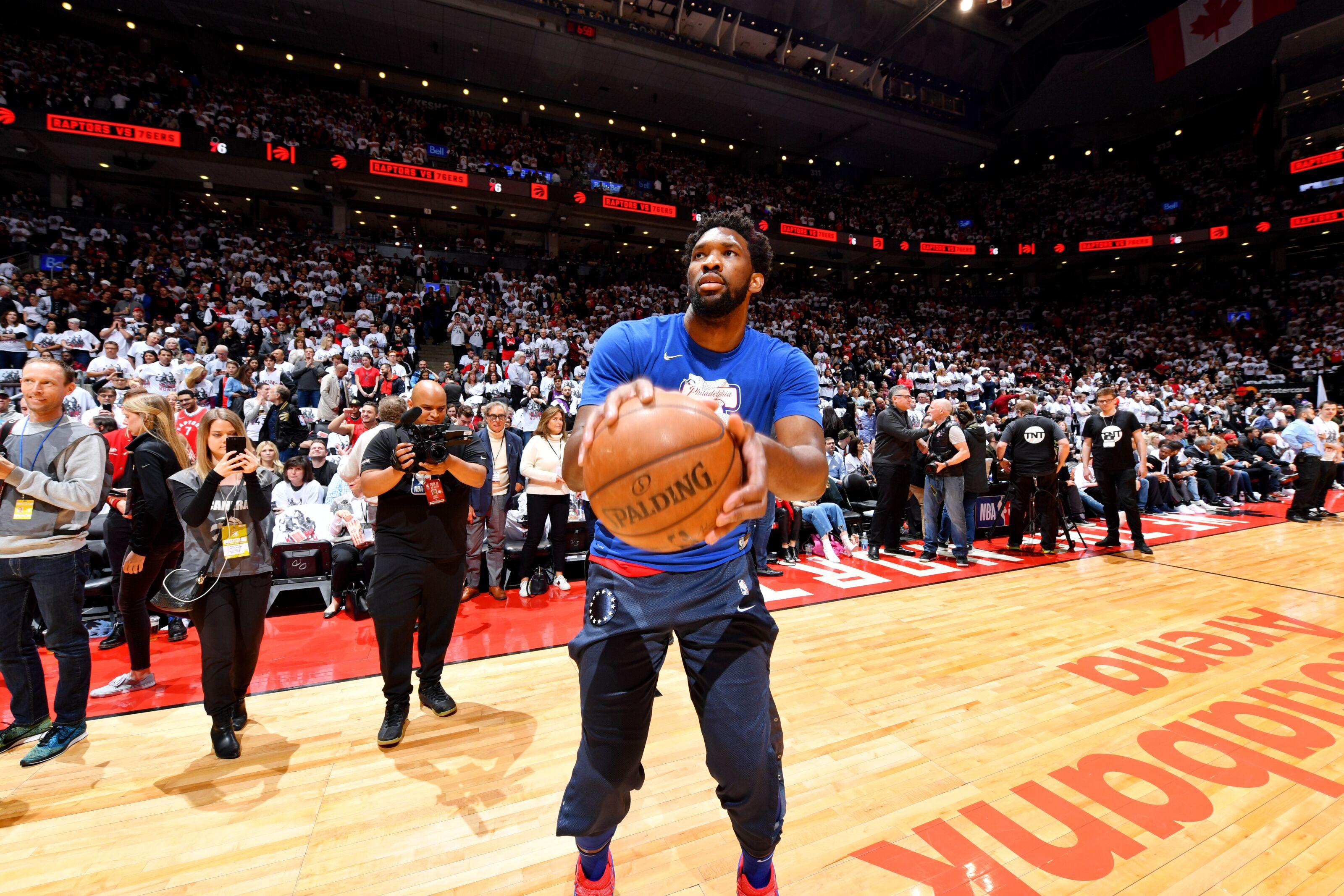 Philadelphia 76ers' success hinges on Joel Embiid's conditioning