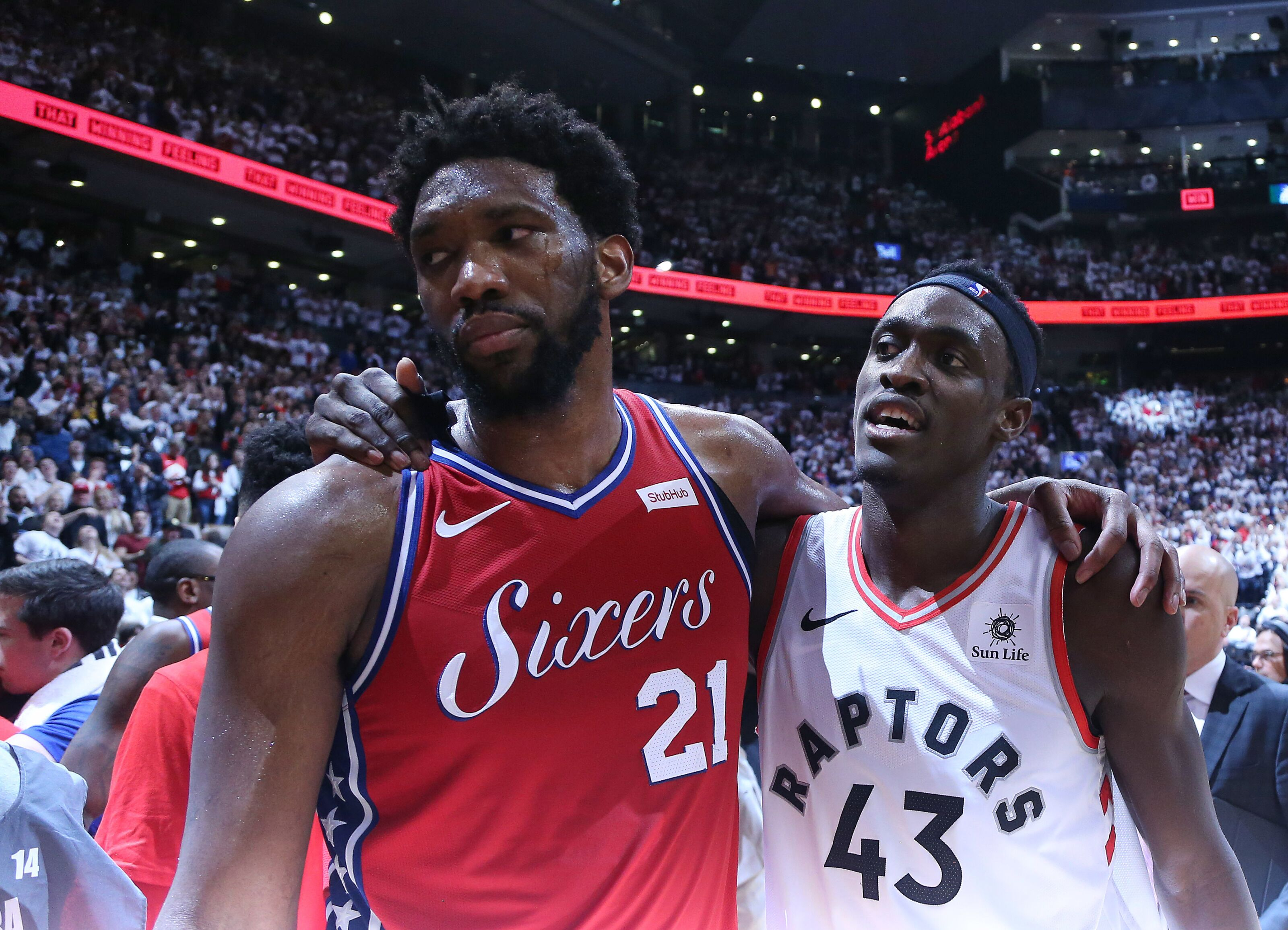 Philadelphia 76ers: Raptors' Finals appearance reinforces the need to run it back