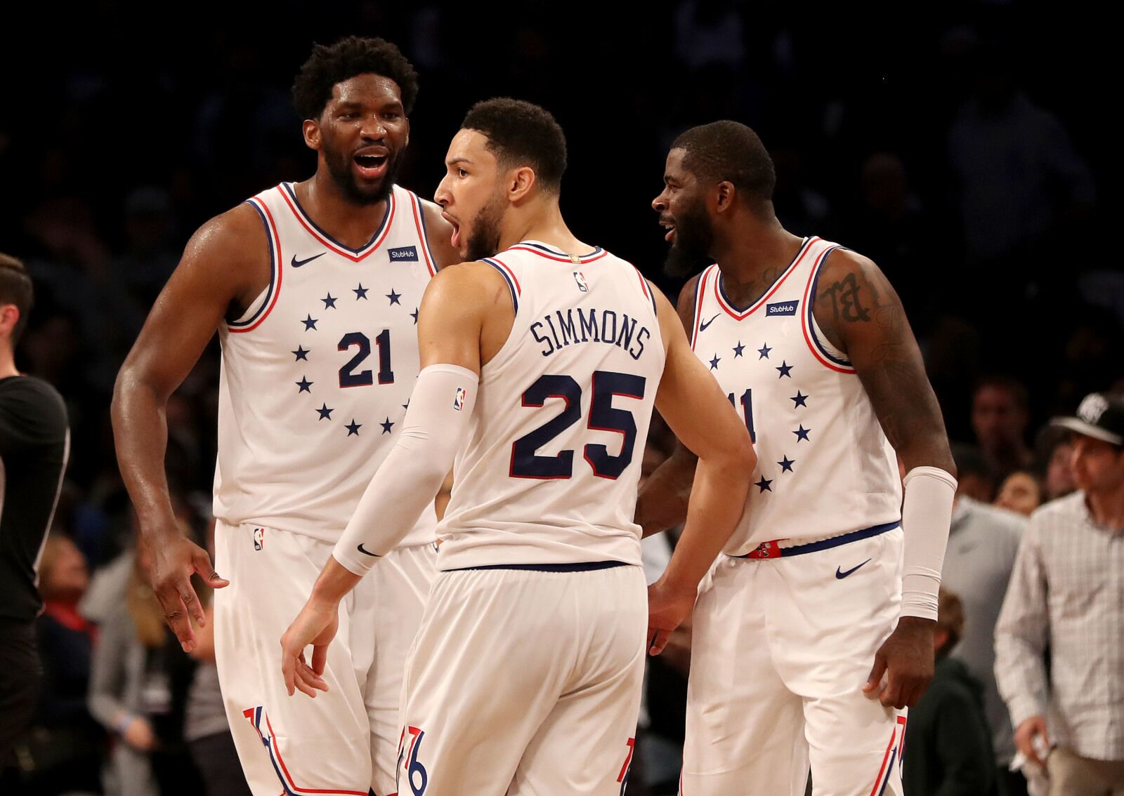 Are the Philadelphia 76ers the NBA's newest trendsetters?