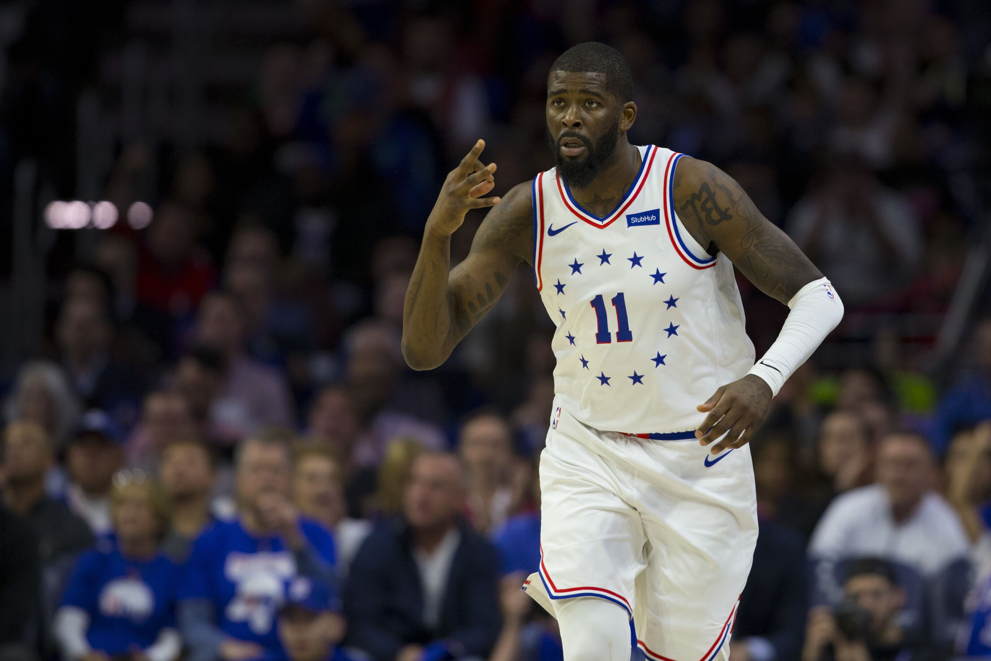 Philadelphia 76ers: James Ennis expected to pursue multi-year contract